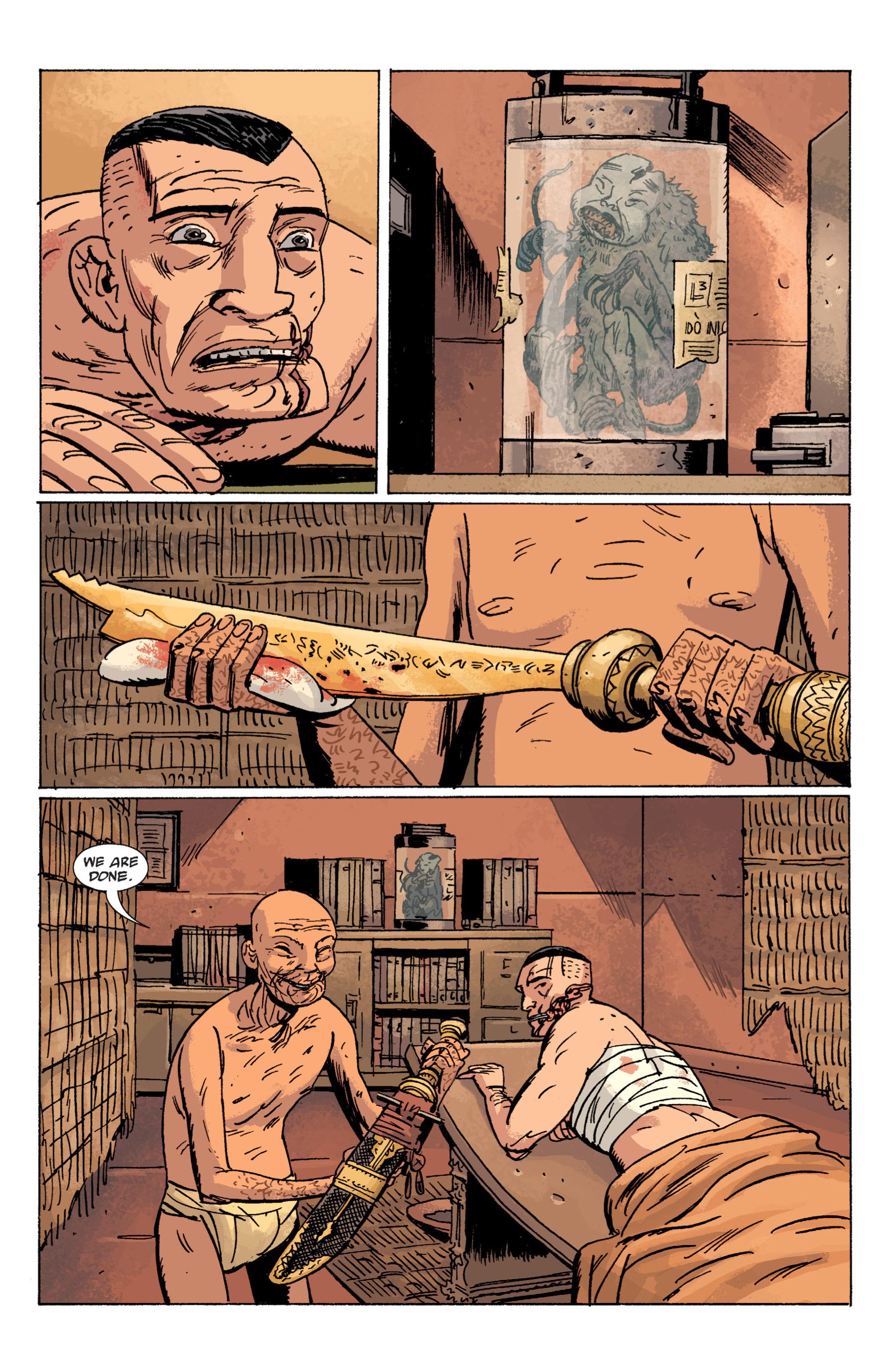 Read online B.P.R.D. (2003) comic -  Issue # TPB 7 - 24