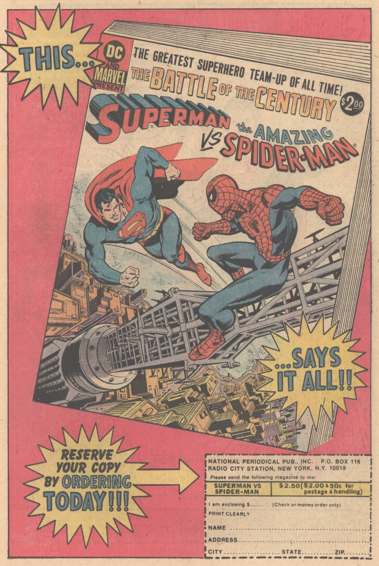 Read online Action Comics (1938) comic -  Issue #457 - 19