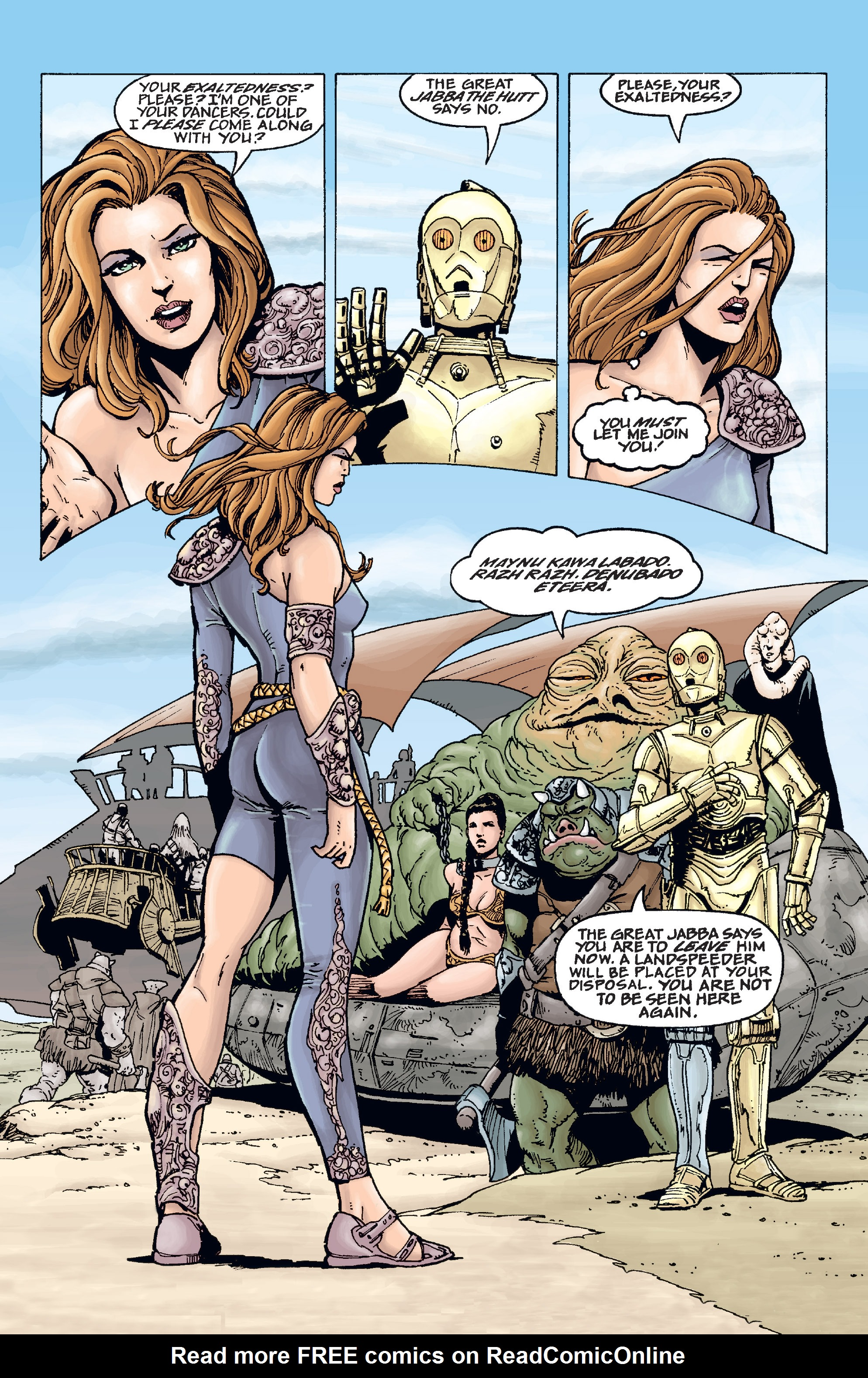 Read online Star Wars Omnibus comic -  Issue # Vol. 11 - 160