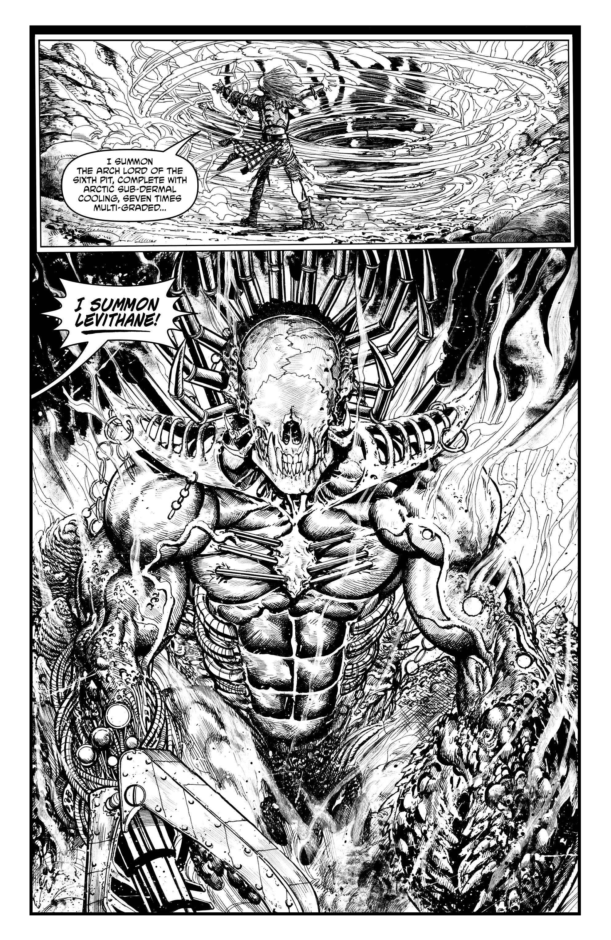 Read online Alan Moore's Cinema Purgatorio comic -  Issue #1 - 28