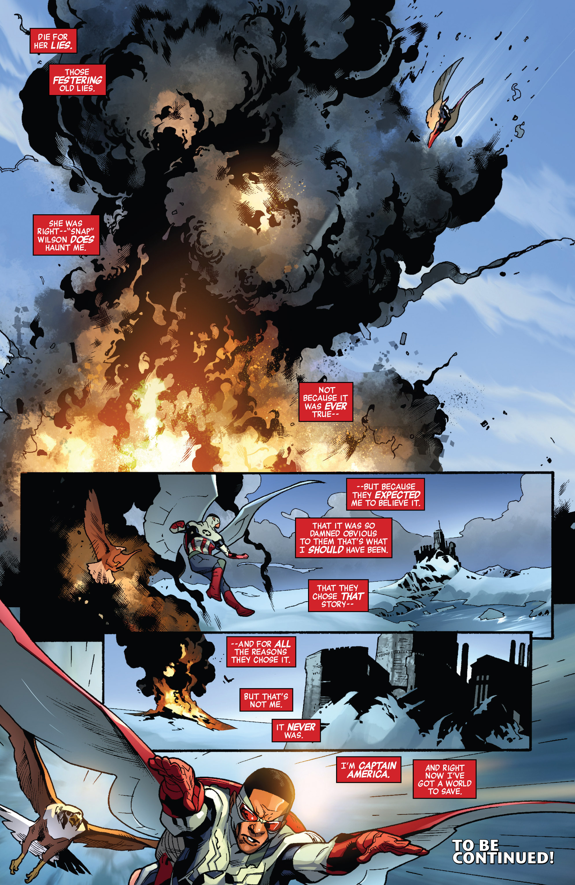 Read online All-New Captain America comic -  Issue #3 - 22