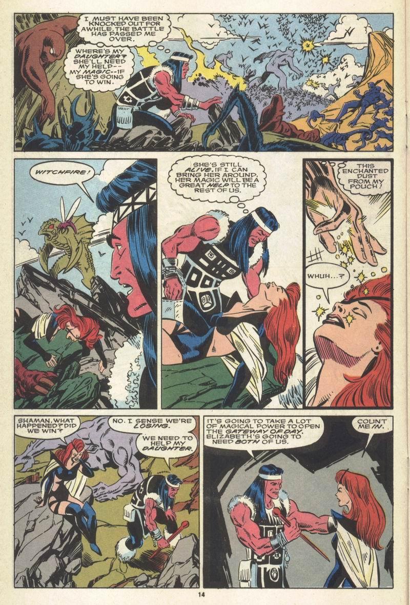 Read online Alpha Flight (1983) comic -  Issue #86 - 12