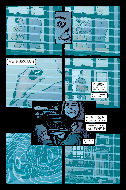 Read online Alias comic -  Issue #1 - 22