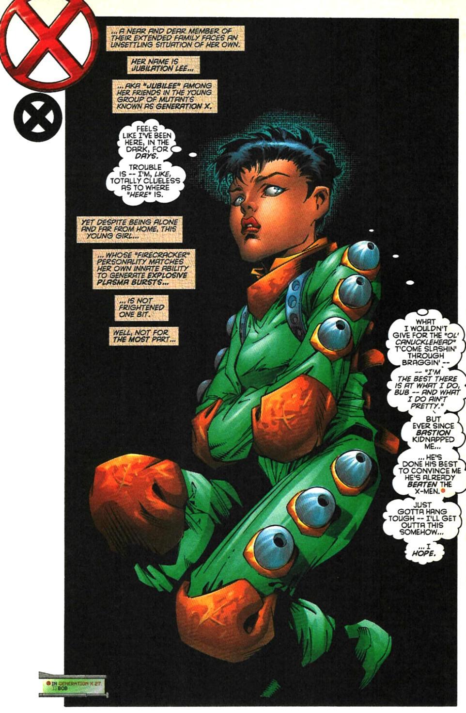 X-Men (1991) 64 Page 11
