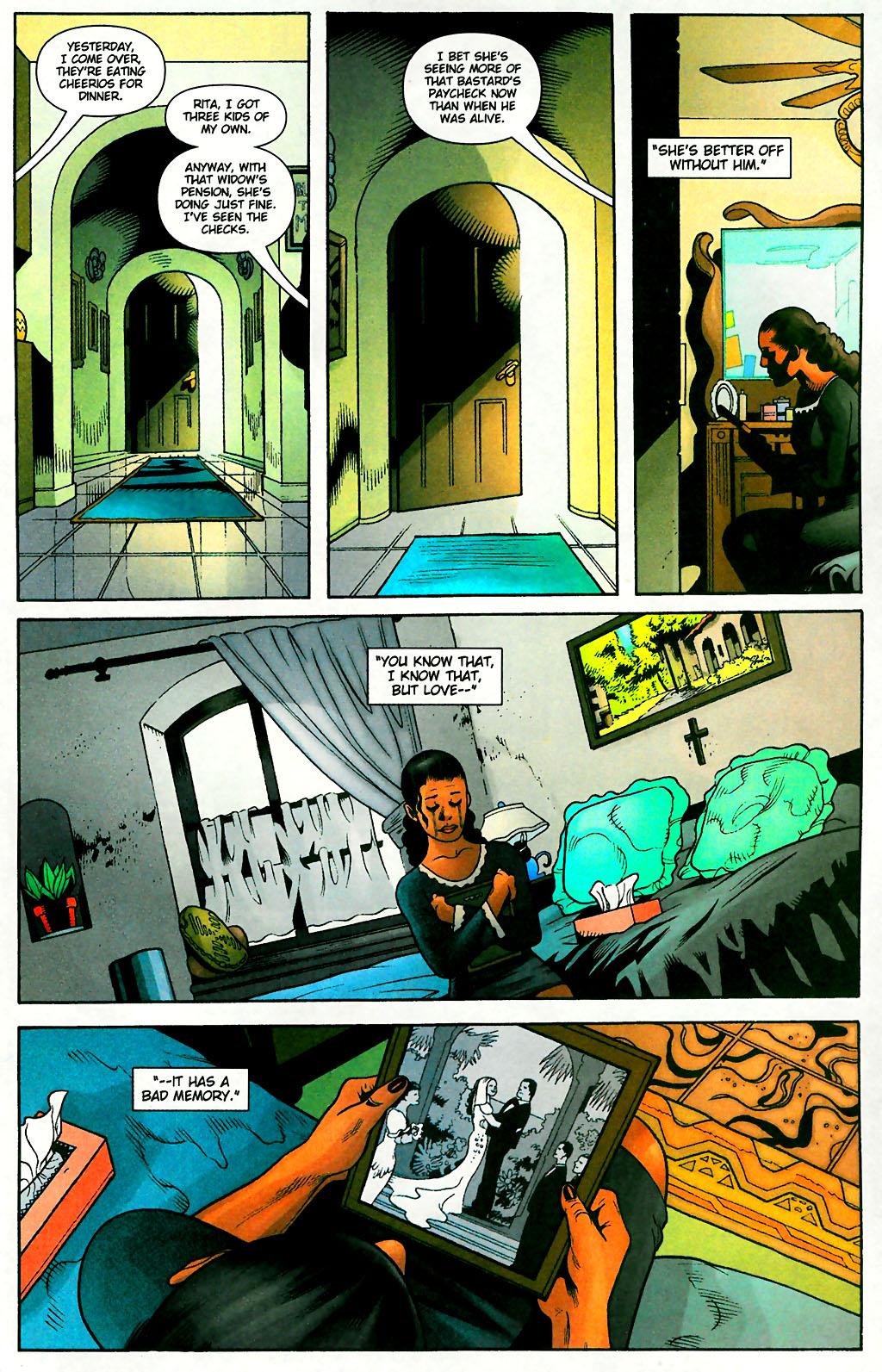 Read online Aquaman (2003) comic -  Issue #28 - 18