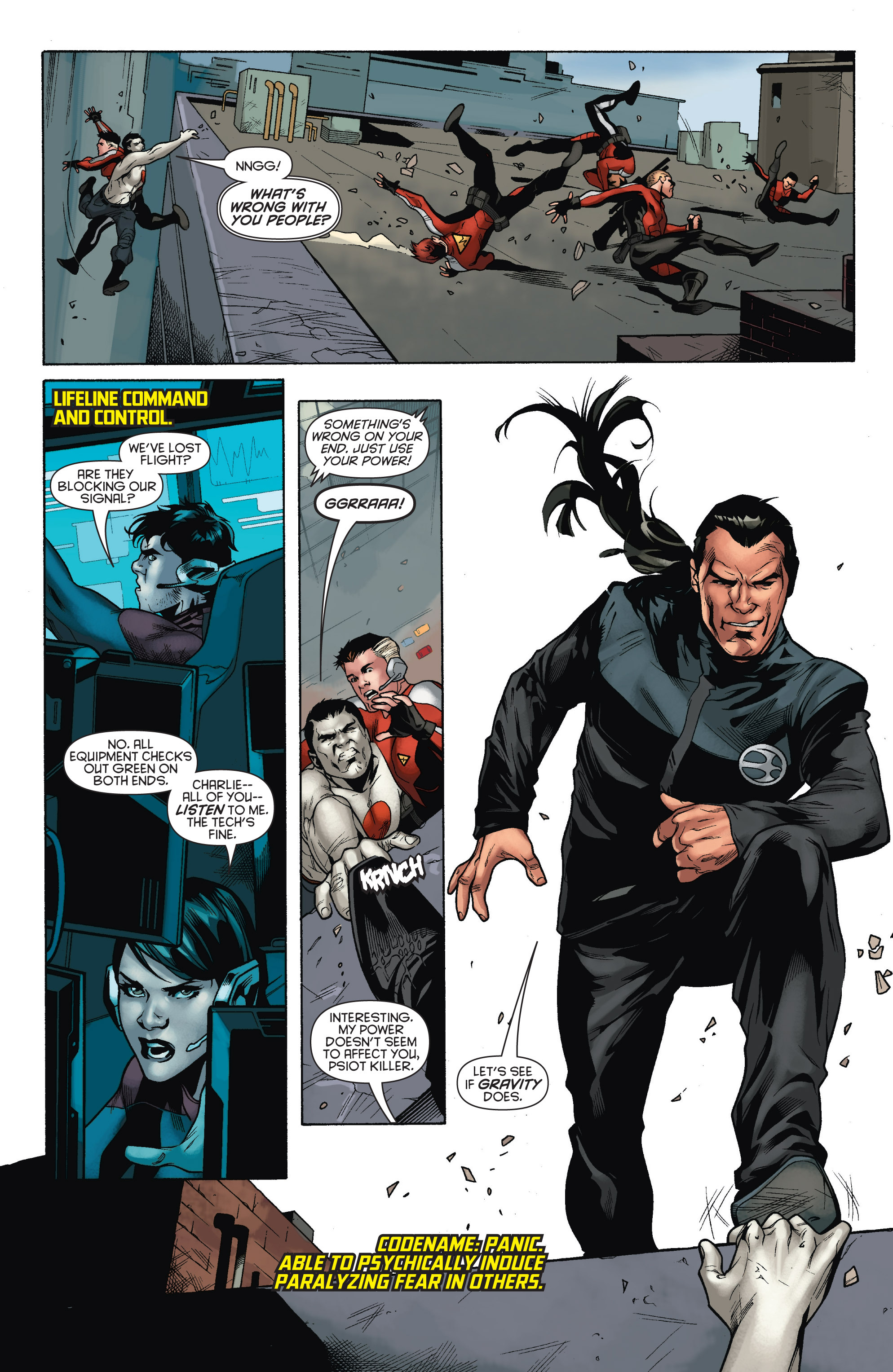 Read online Bloodshot and H.A.R.D.Corps comic -  Issue # TPB 4 - 36