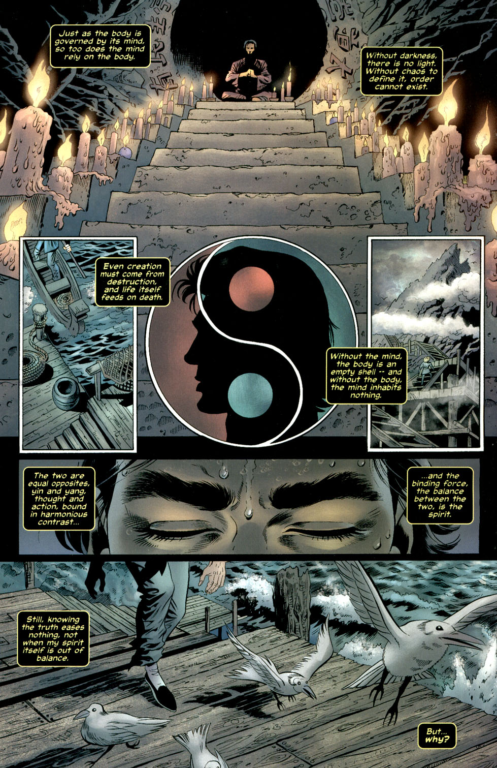 Read online Shang-Chi: Master of Kung Fu comic -  Issue #1 - 11