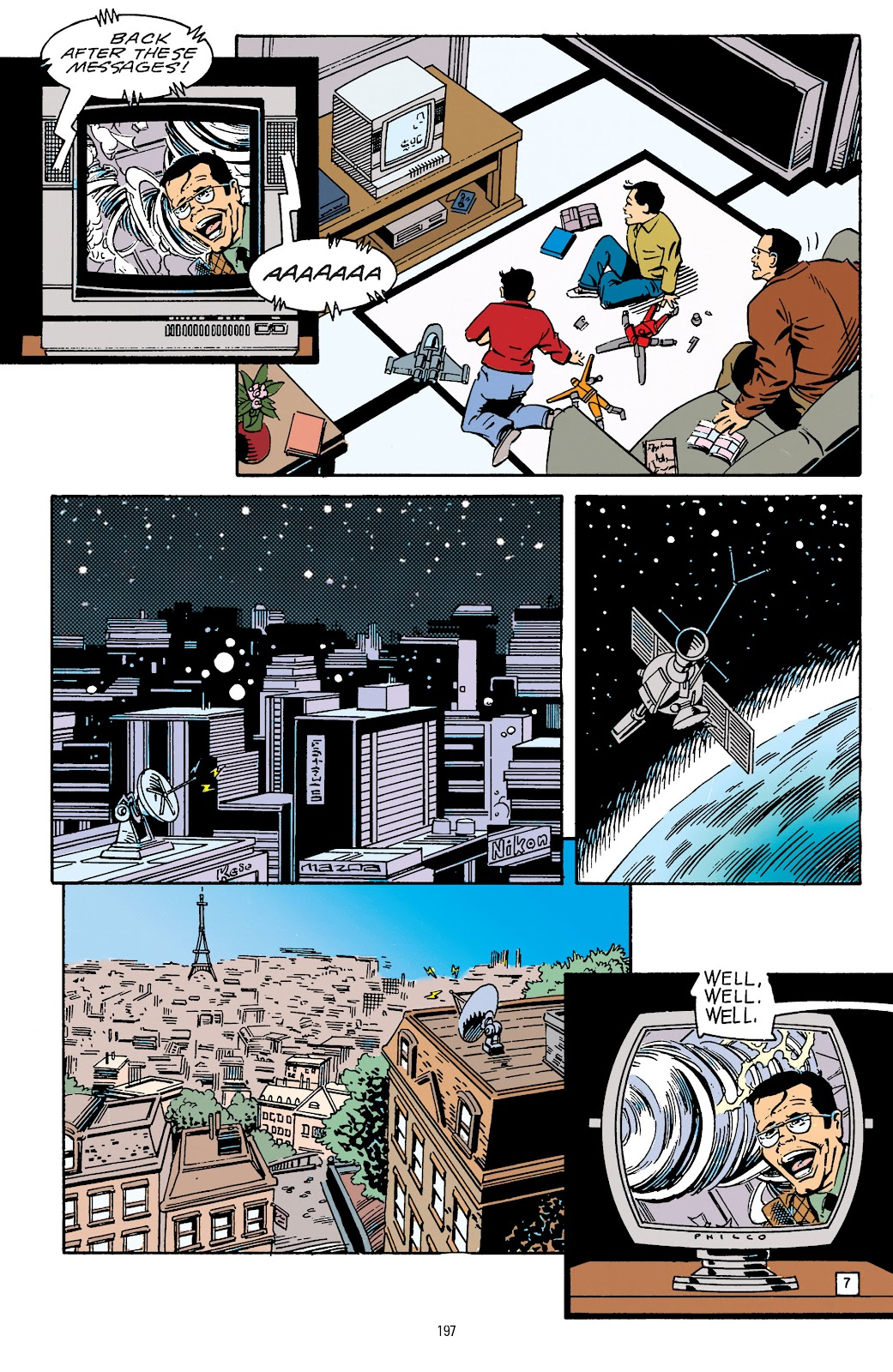 Doom Patrol (1987) Issue #TPB 1 (Part 2) - Read Doom Patrol (1987