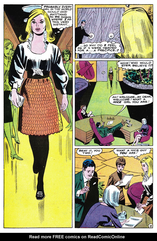 Read online Secret Hearts comic -  Issue #132 - 29