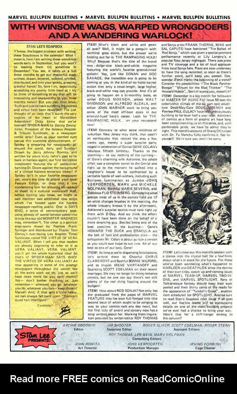 Read online Sgt. Fury comic -  Issue #139 - 30