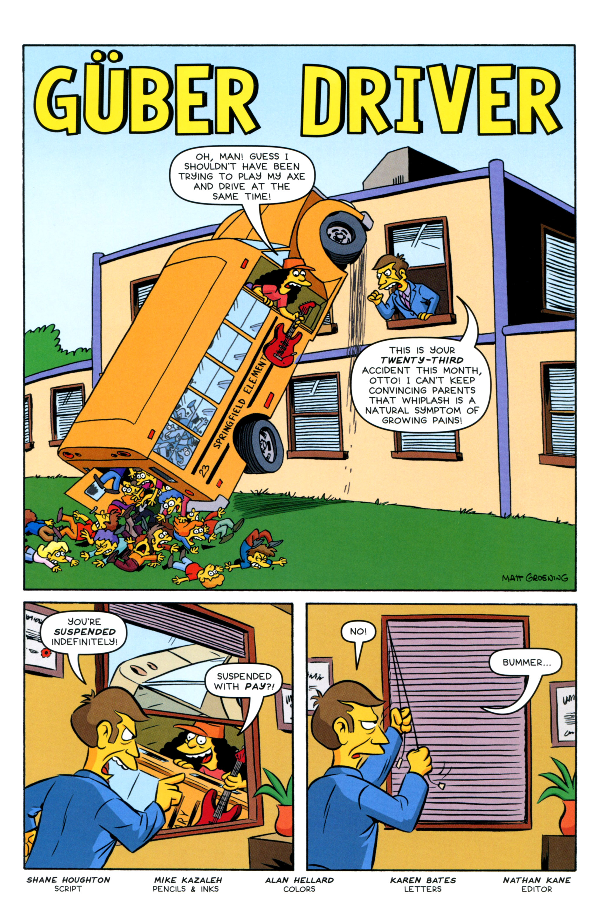 Read online Simpsons Comics Presents Bart Simpson comic -  Issue #95 - 19