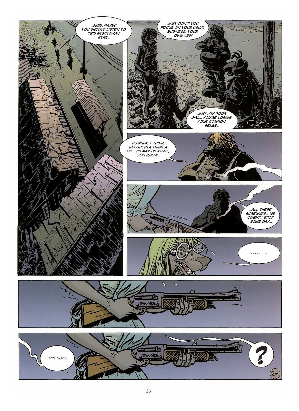Une enquête de l'inspecteur Canardo issue 10 - Page 27