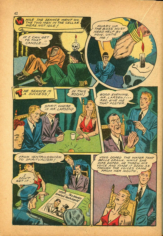 Read online Super-Magician Comics comic -  Issue #9 - 41