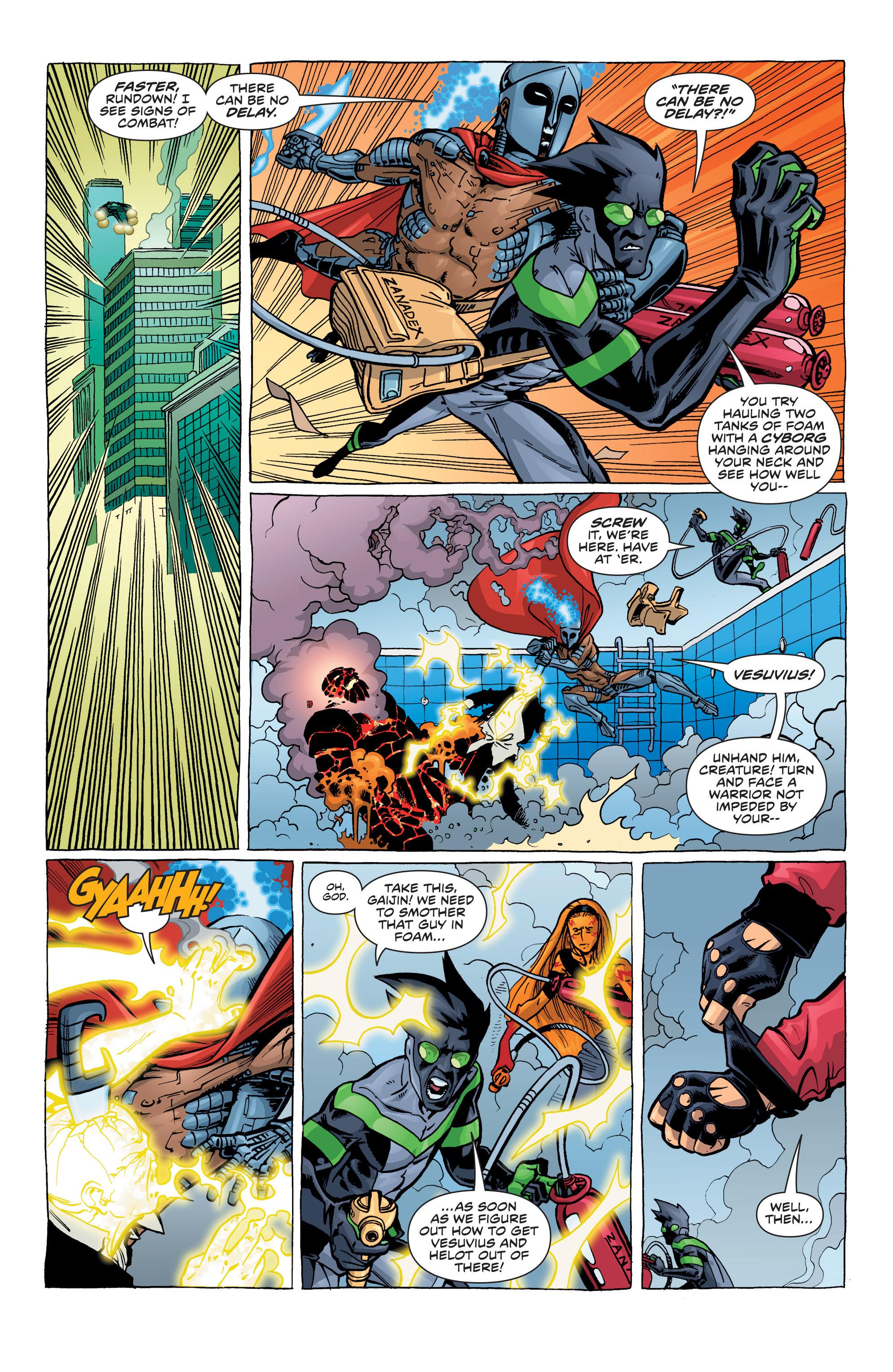 Read online Secret Identities comic -  Issue #3 - 17