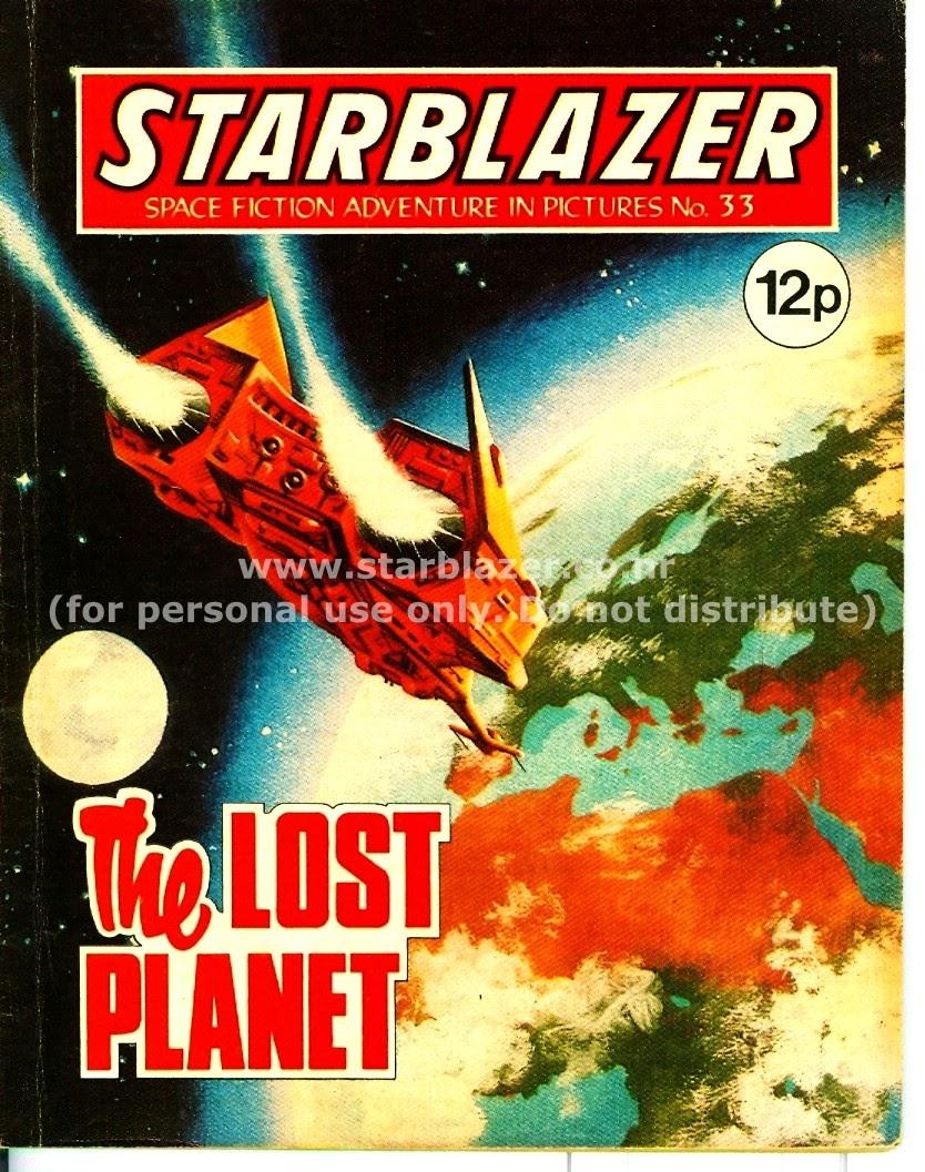 Starblazer issue 33 - Page 2