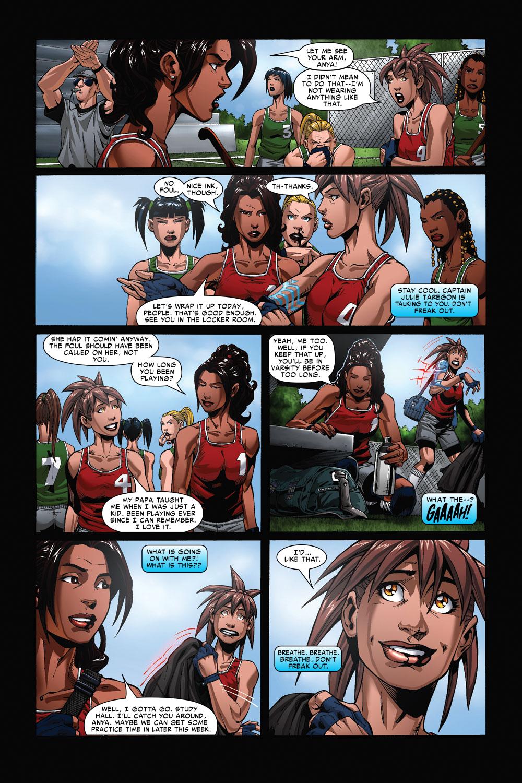Read online Amazing Fantasy (2004) comic -  Issue #4 - 13