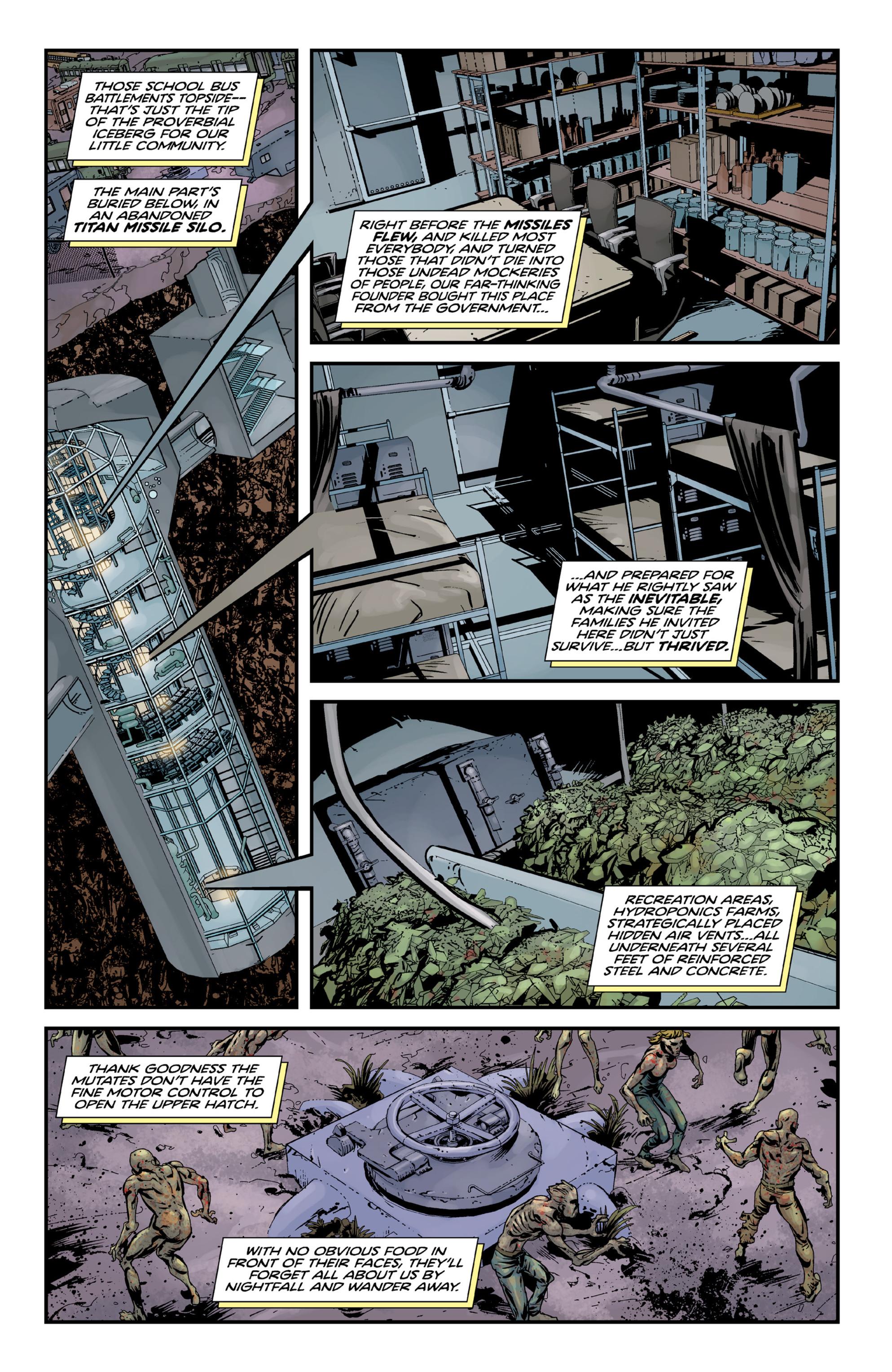 Read online Brain Boy:  The Men from G.E.S.T.A.L.T. comic -  Issue # TPB - 57