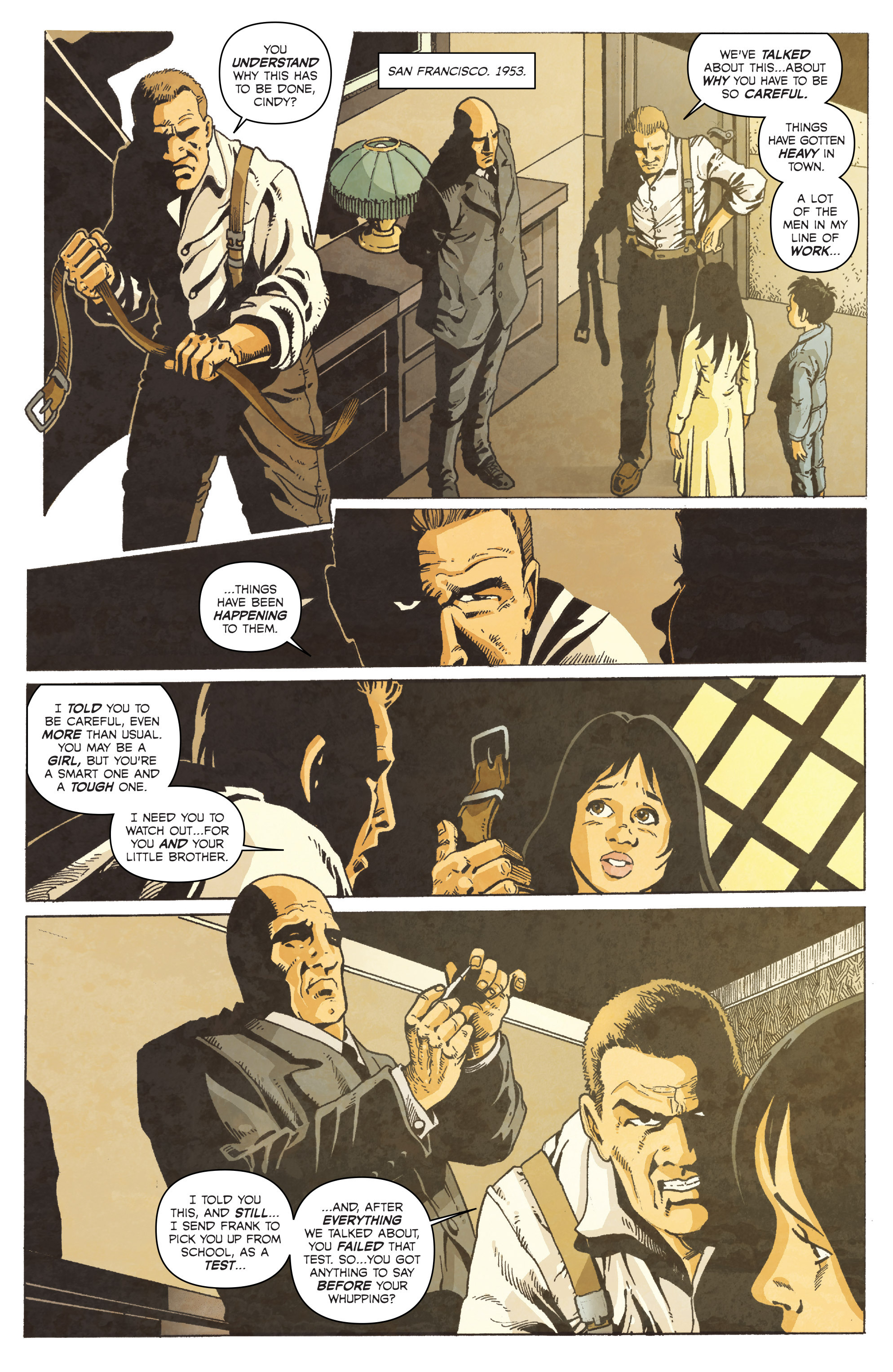 Read online Seduction of the Innocent (2015) comic -  Issue #2 - 3