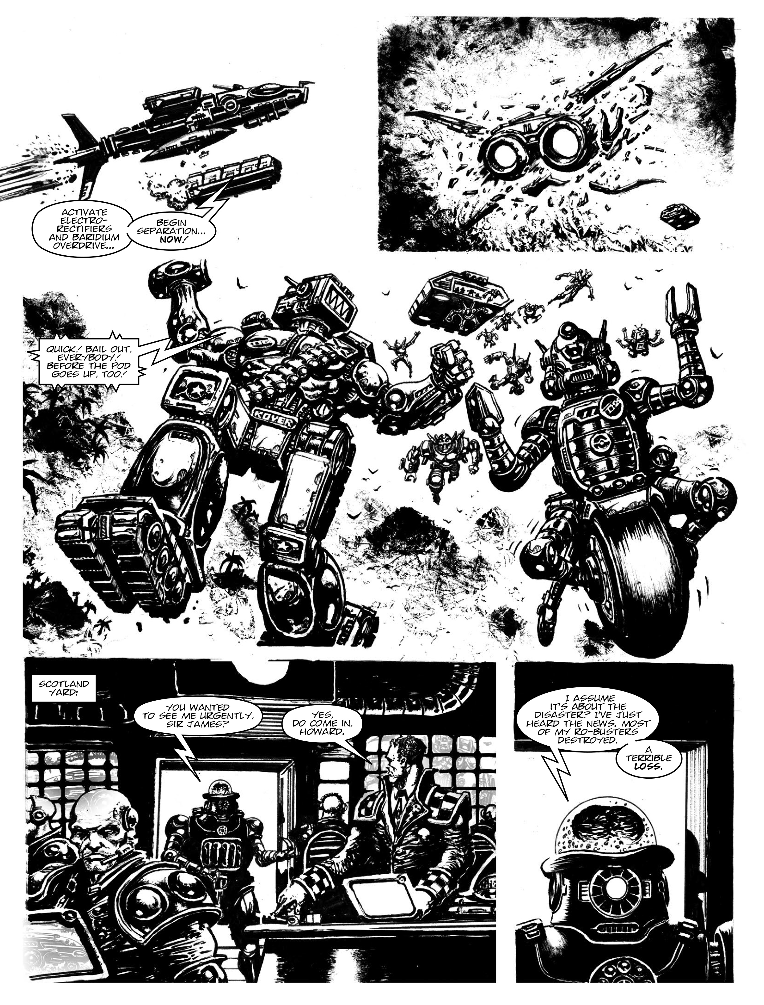 Read online 2000 AD comic -  Issue #1967 - 16