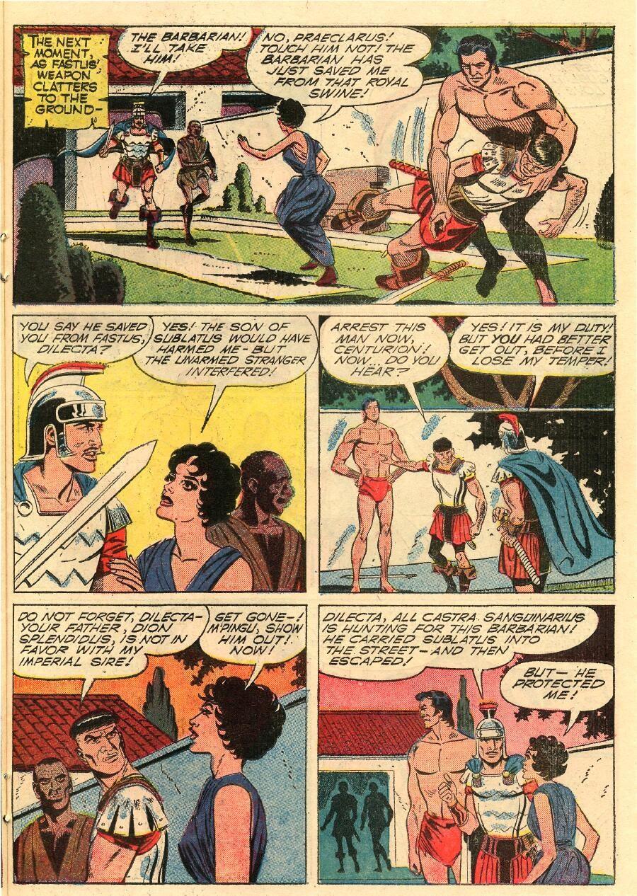 Tarzan (1962) issue 194 - Page 23