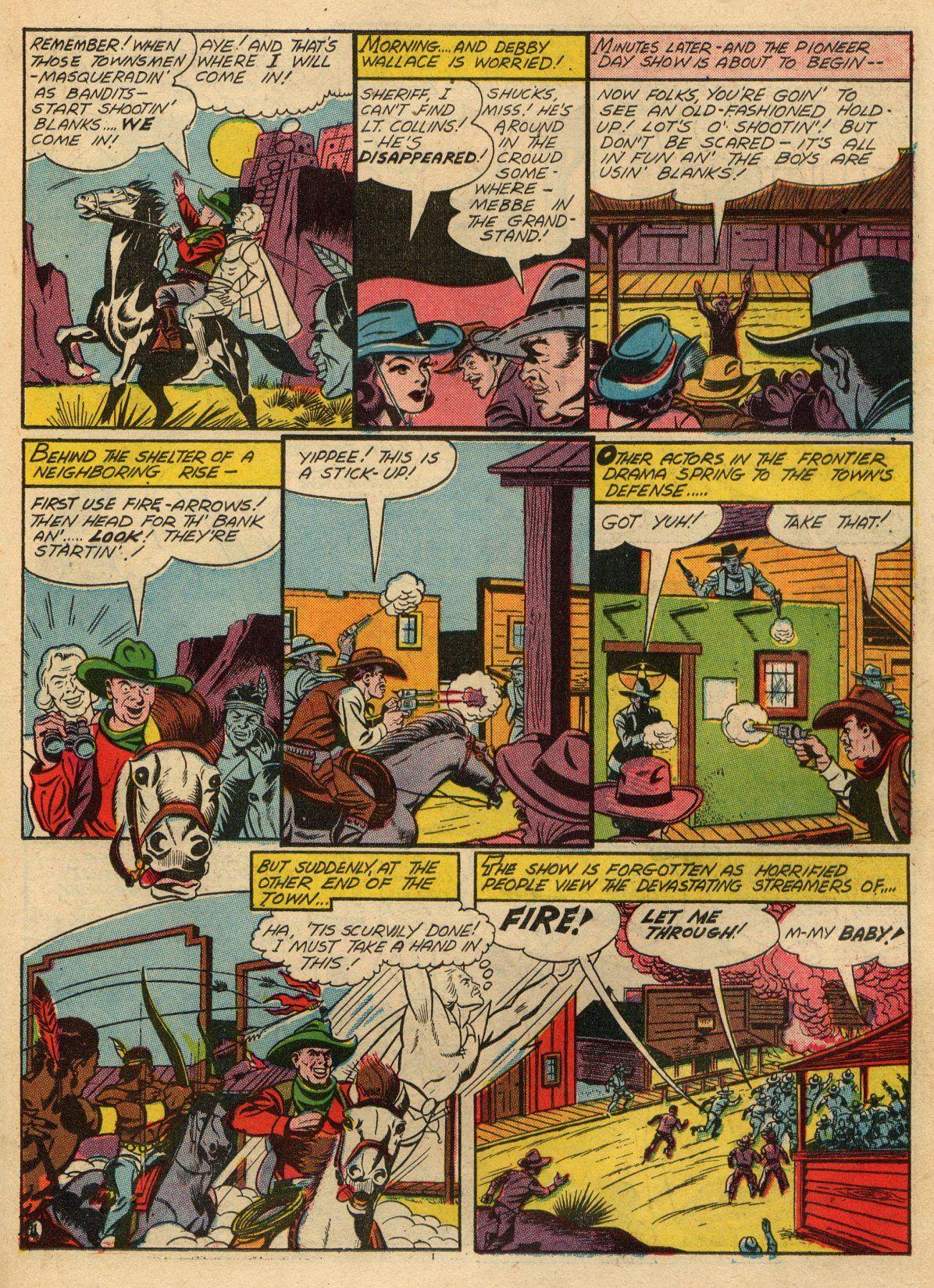Read online Sensation (Mystery) Comics comic -  Issue #22 - 34