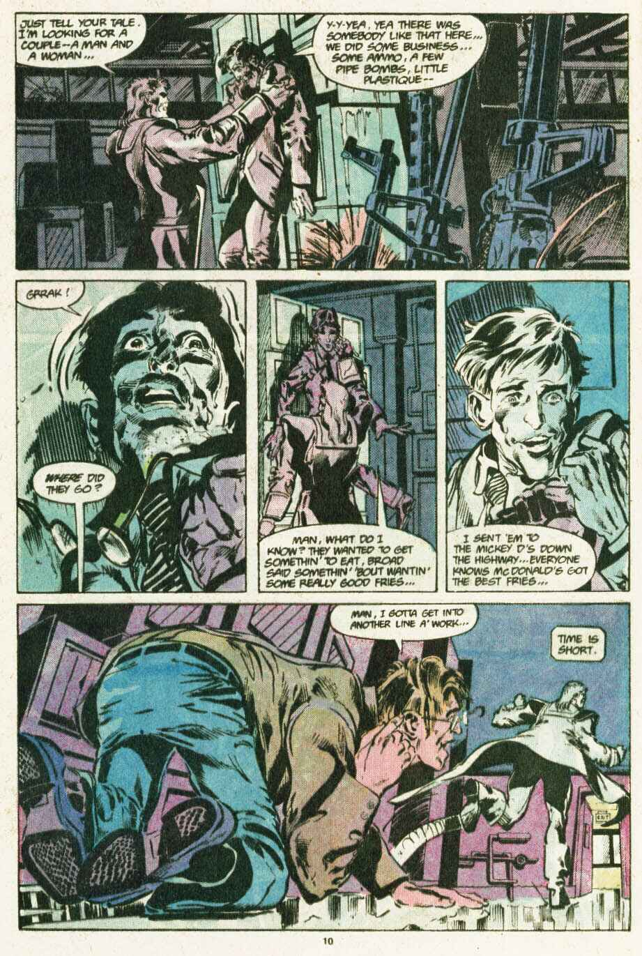 Read online Justice (1986) comic -  Issue #12 - 11