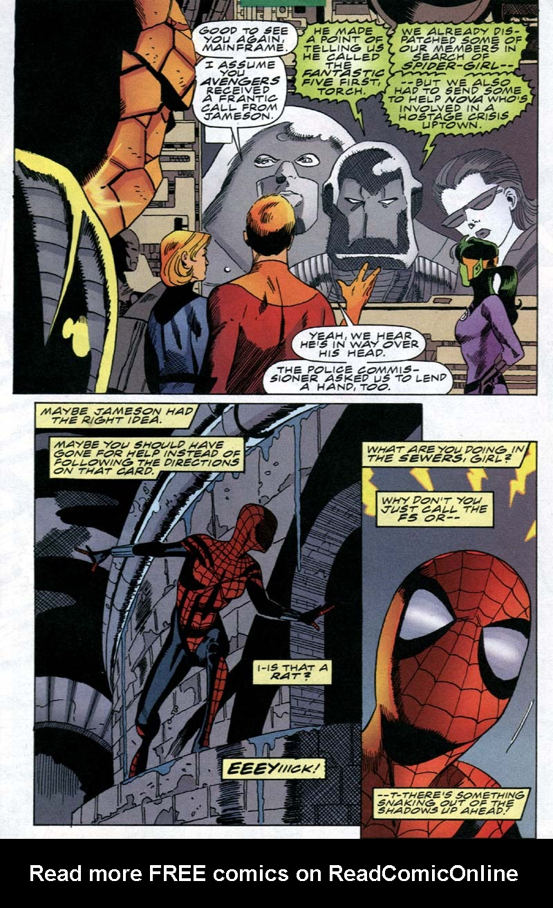 Spider-Girl (1998) Issue #25 #28 - English 19
