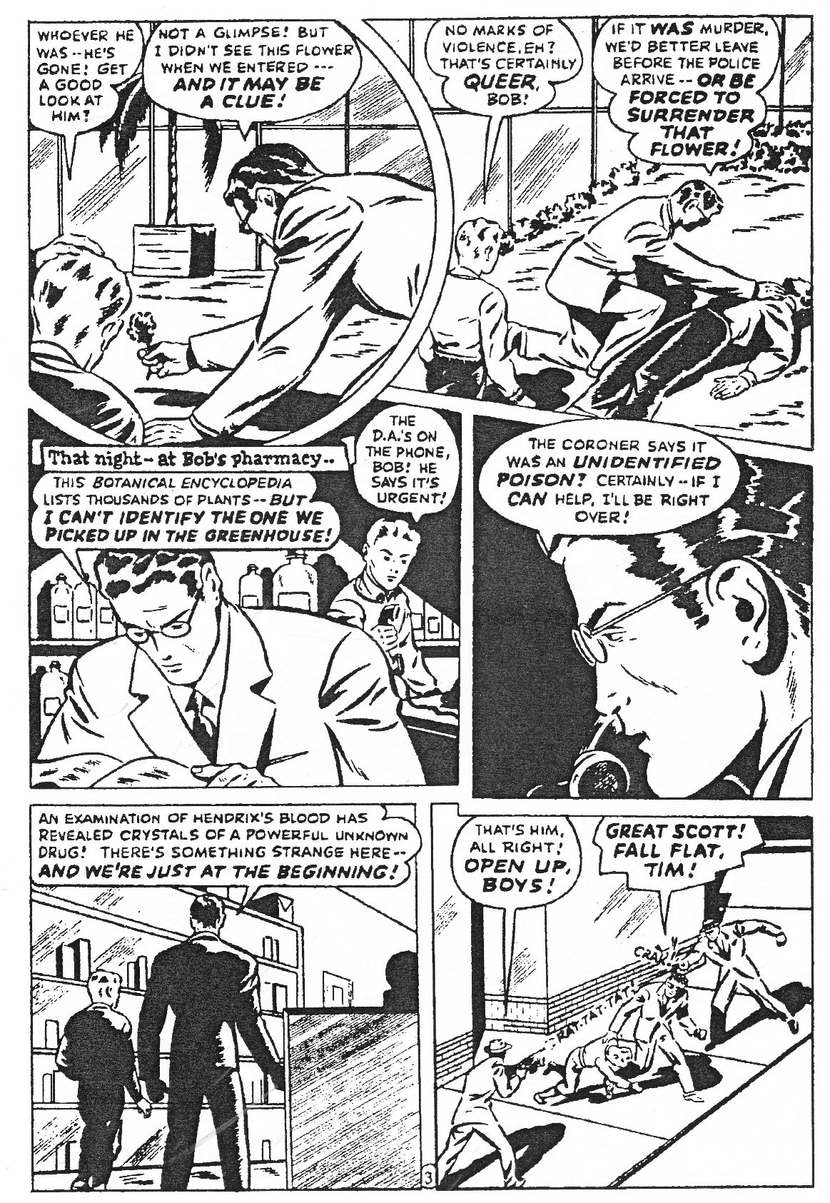 Read online Men of Mystery Comics comic -  Issue #83 - 159