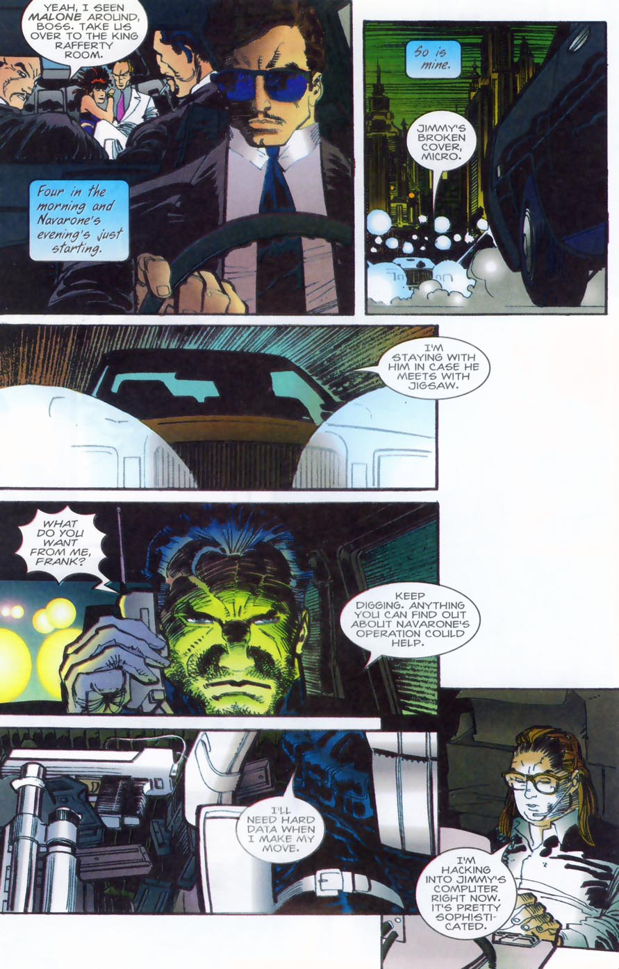 Read online Punisher/Batman: Deadly Knights comic -  Issue # Full - 22