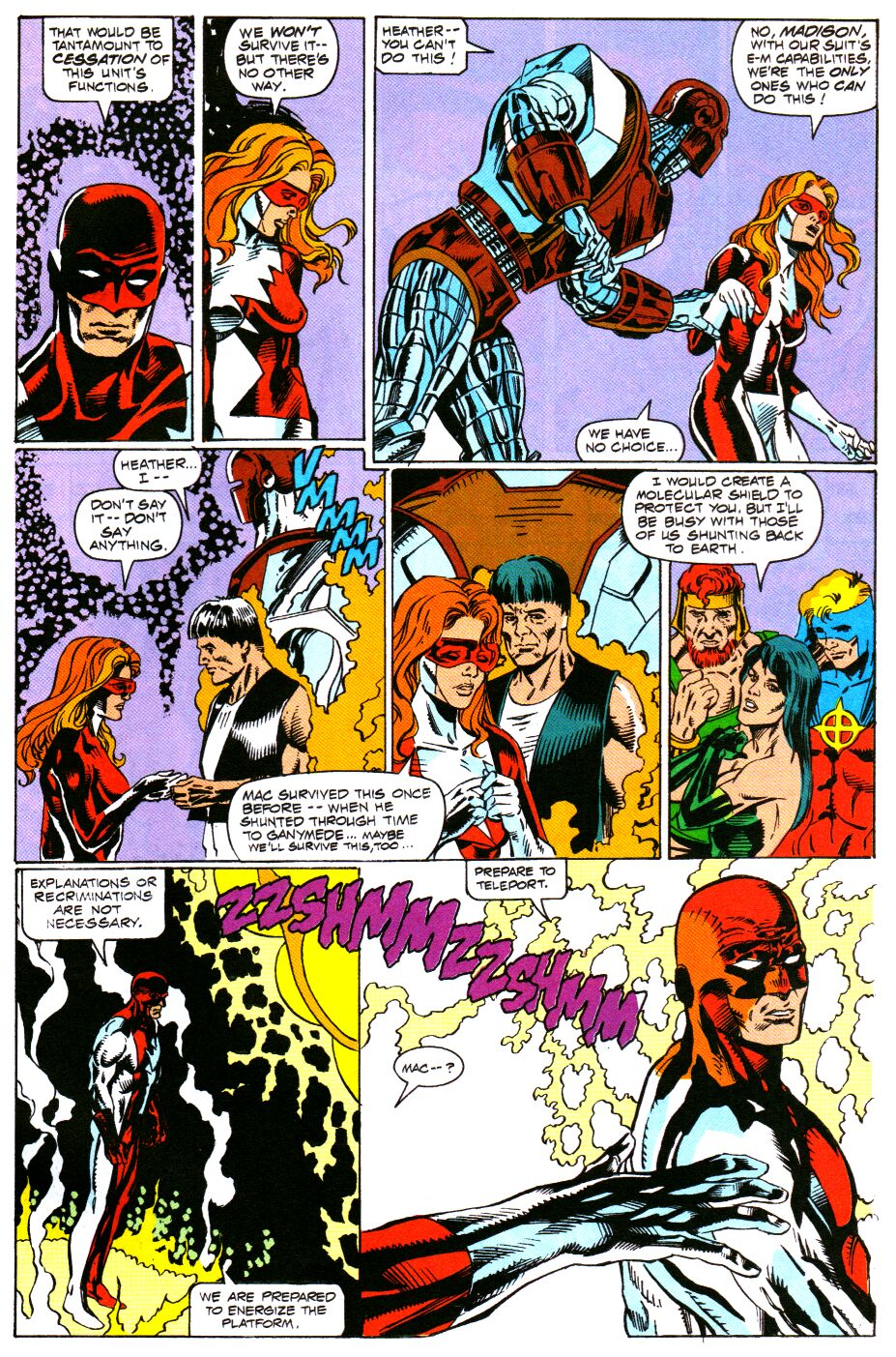 Read online Alpha Flight Special comic -  Issue #4 - 33