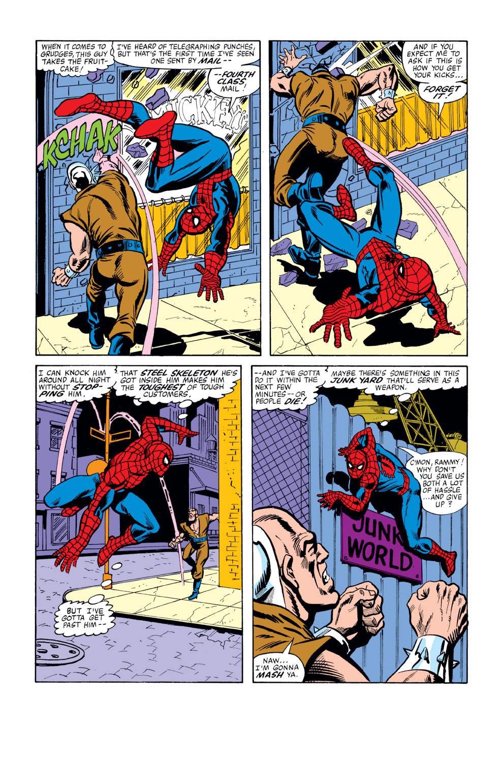 The Amazing Spider-Man (1963) 221 Page 16