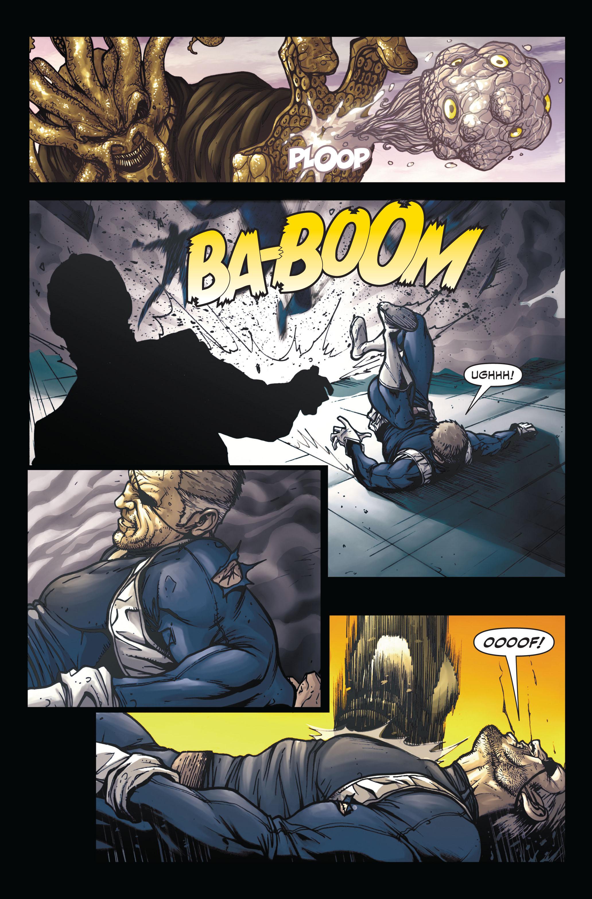 Read online Secret Warriors comic -  Issue #5 - 20