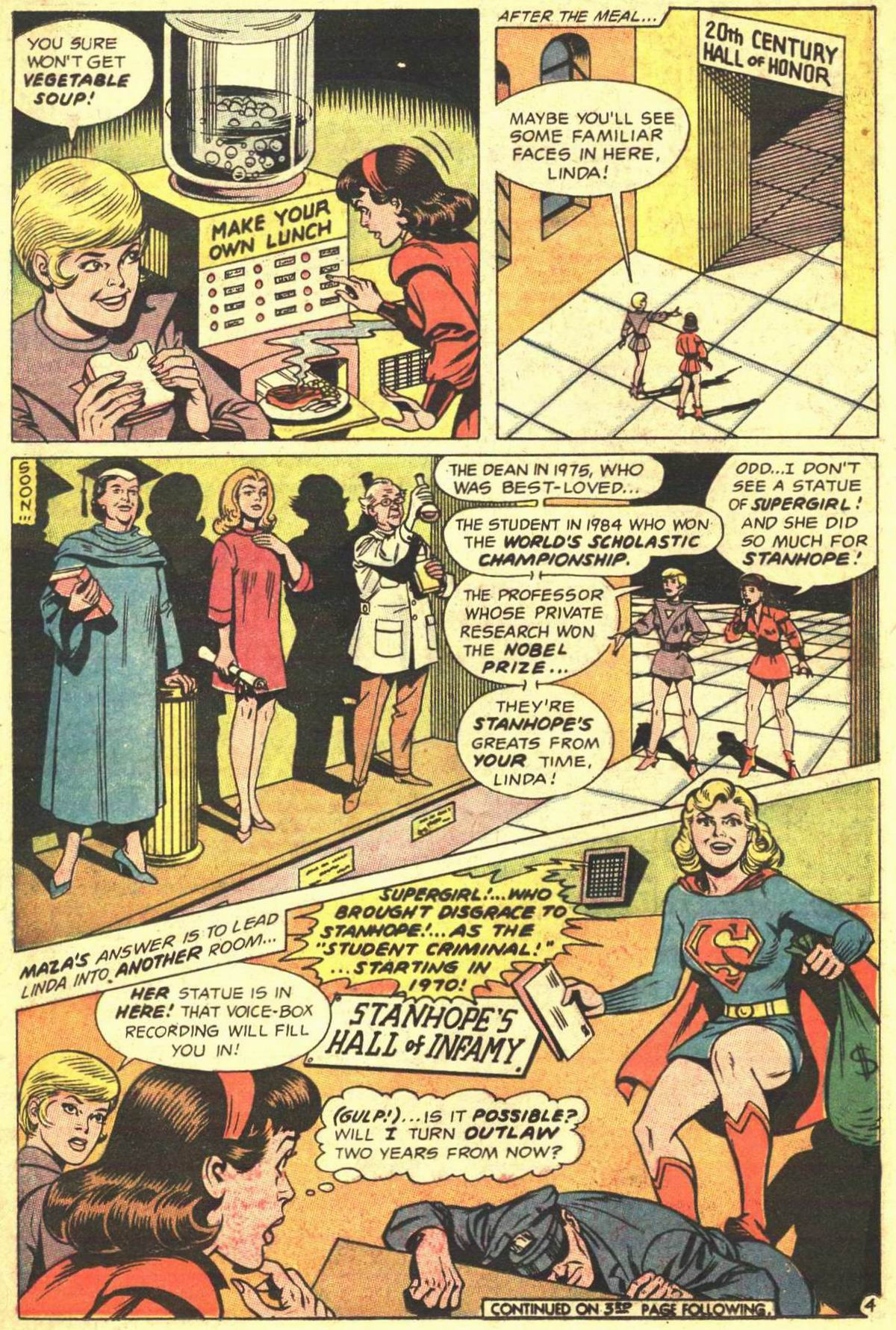 Read online Action Comics (1938) comic -  Issue #362 - 22