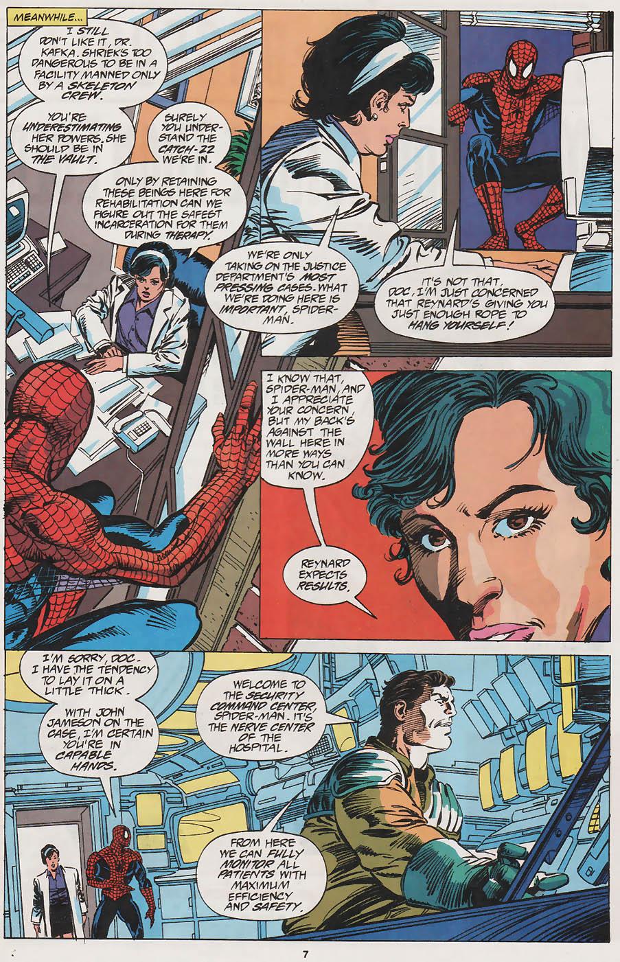 Web of Spider-Man (1985) _Annual 10 #10 - English 7