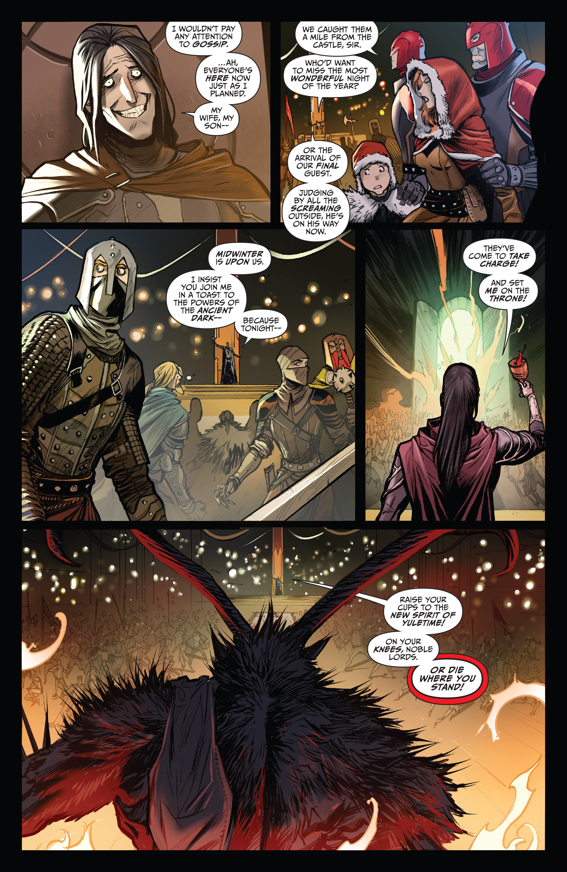 Read online Klaus comic -  Issue #6 - 19