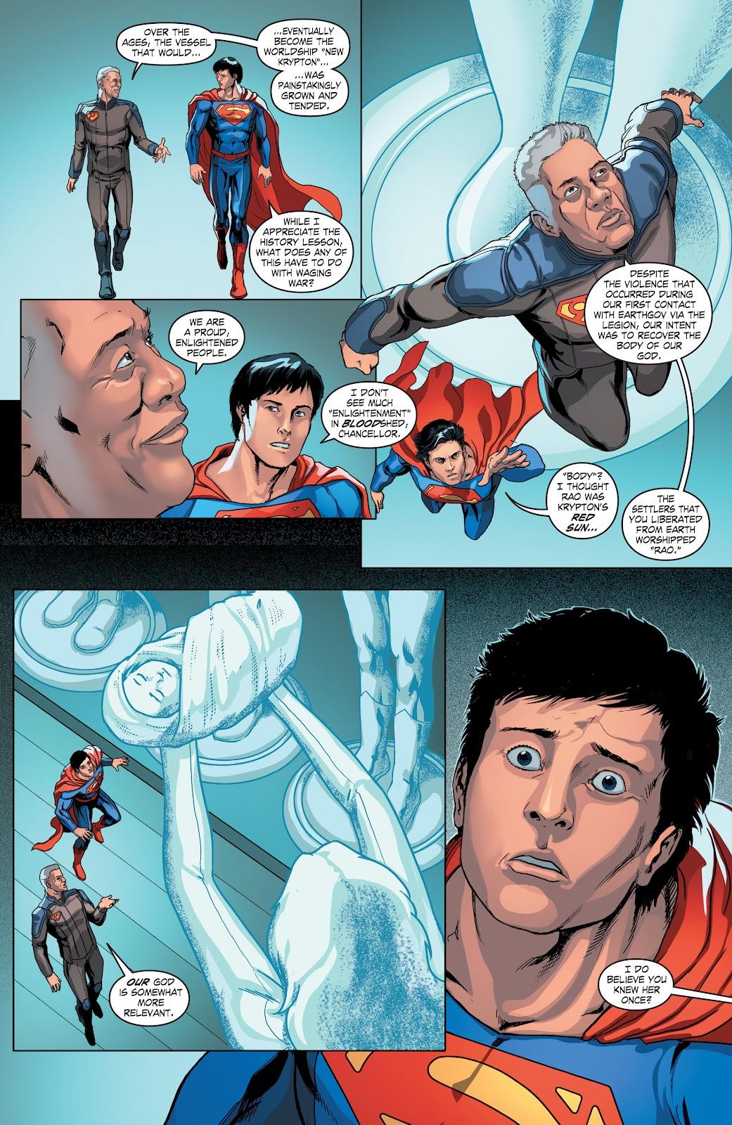 Read online Smallville Season 11 [II] comic -  Issue # TPB 4 - 54