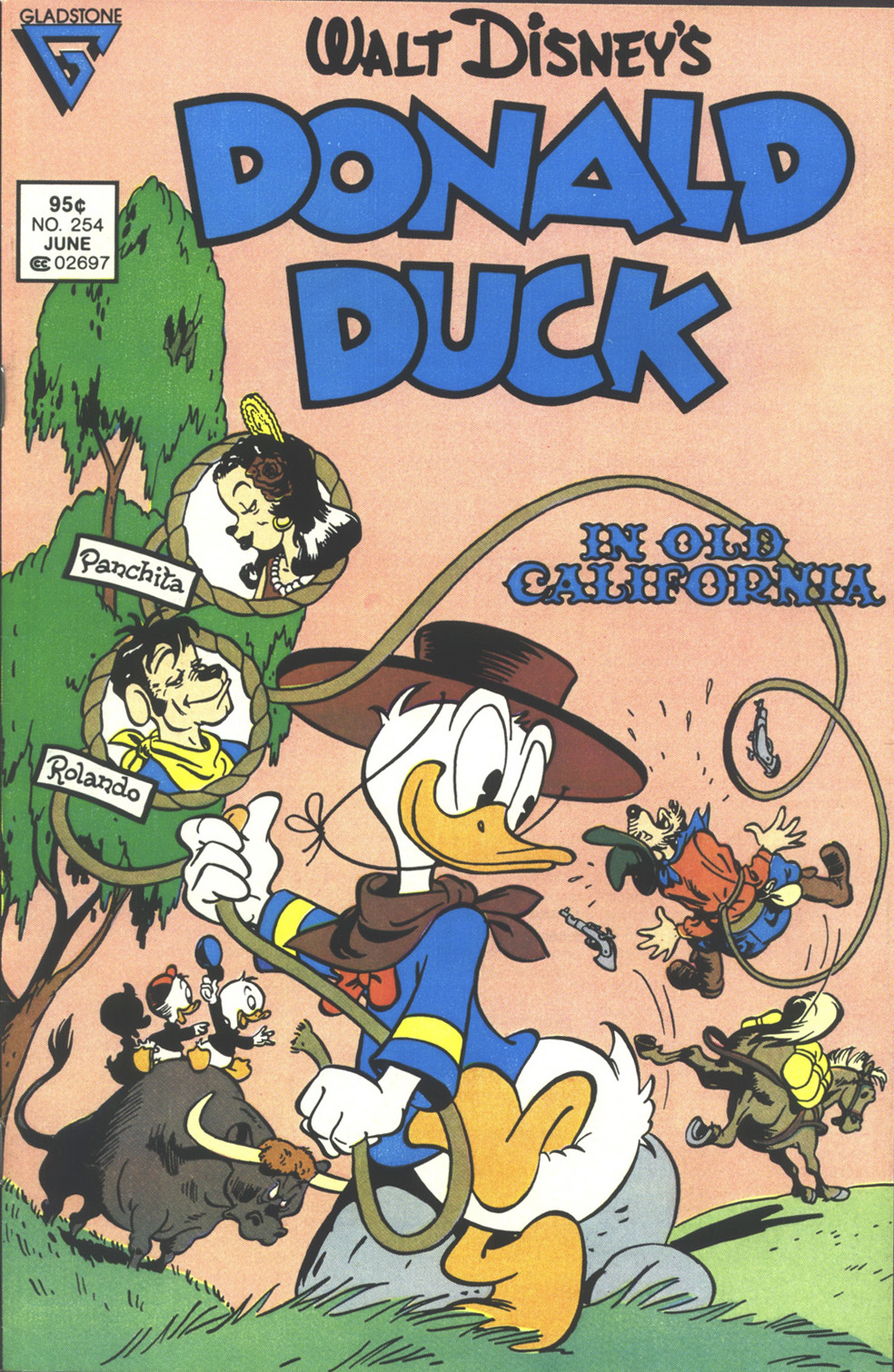 Walt Disneys Donald Duck (1986) issue 254 - Page 1