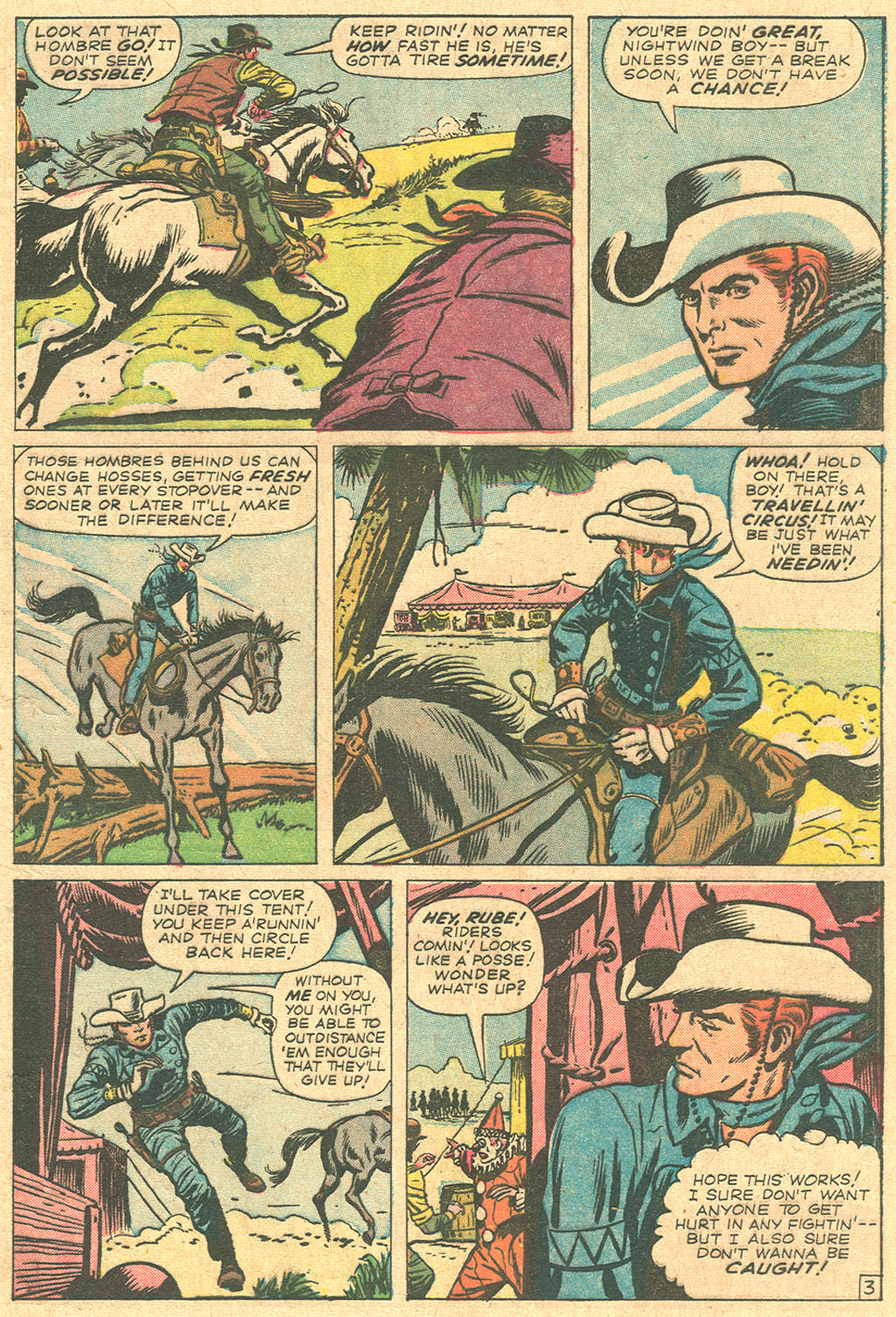 The Rawhide Kid (1955) issue 37 - Page 5