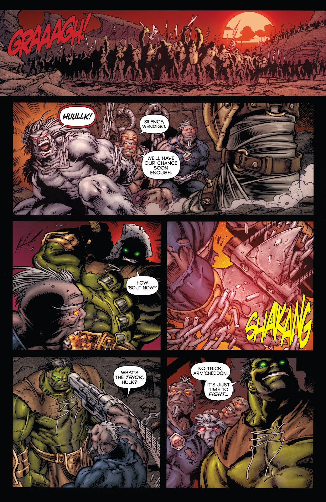 Read online Incredible Hulks (2010) comic -  Issue # _TPB Heart of the Monster - 97