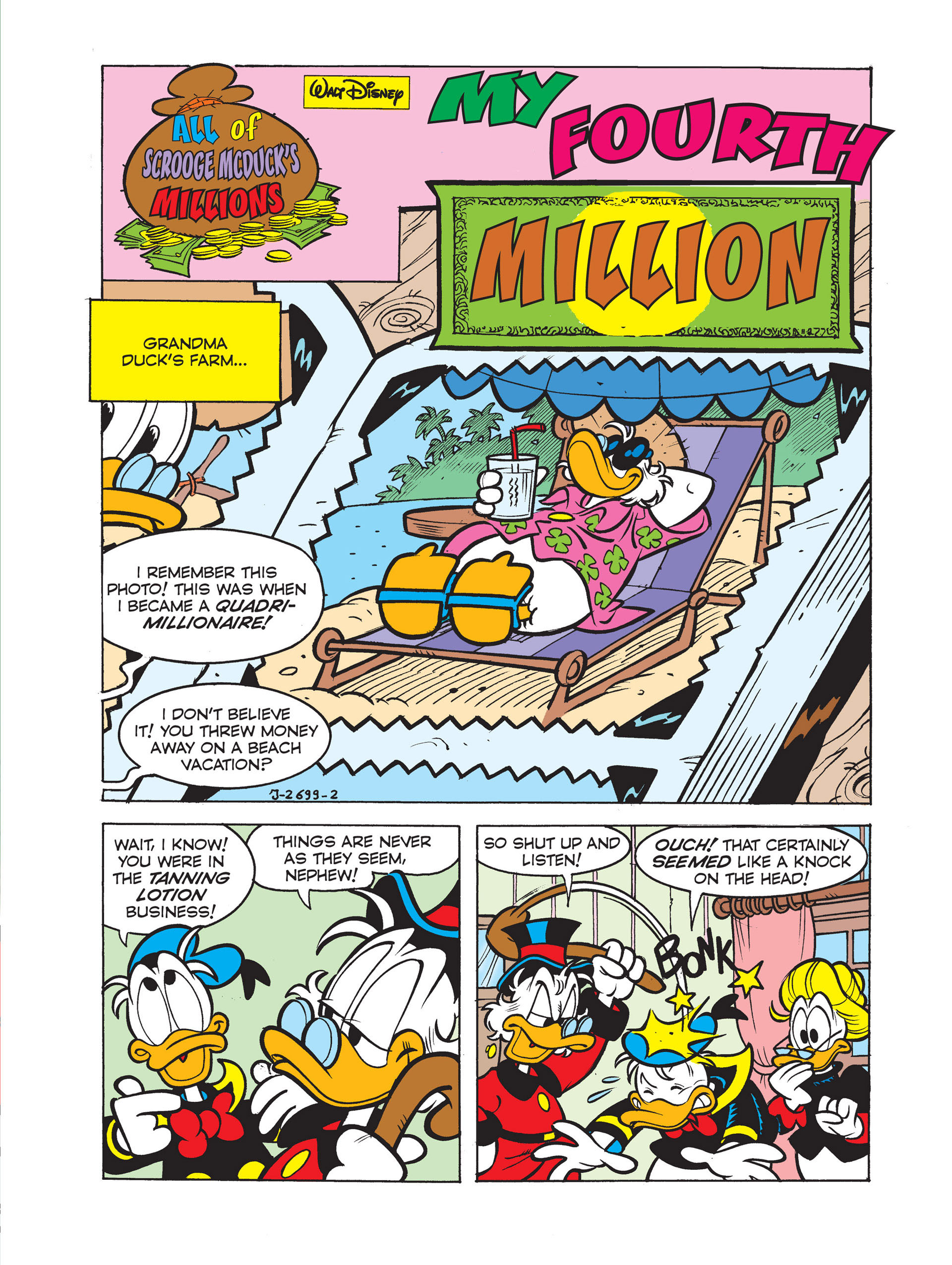Read online All of Scrooge McDuck's Millions comic -  Issue #4 - 3