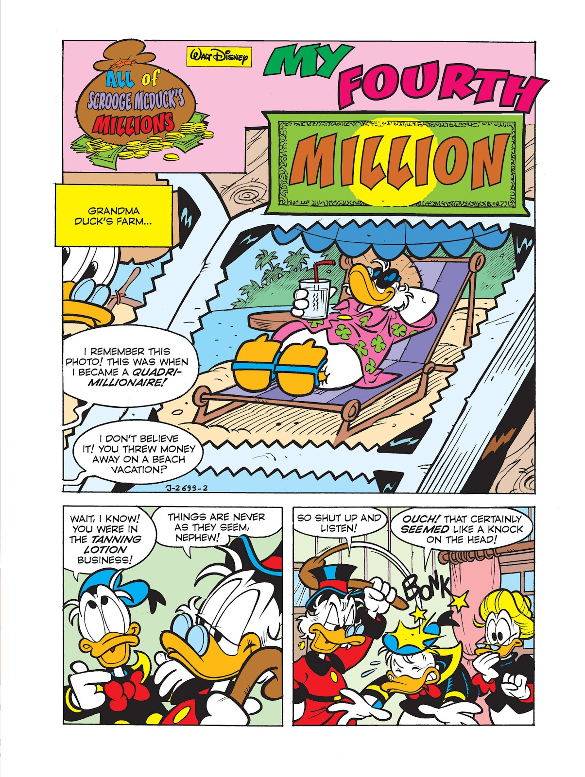 All of Scrooge McDuck's Millions Issue #4 #4 - English 3