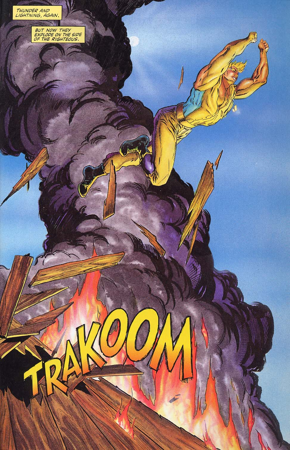 Read online Charlemagne comic -  Issue #1 - 37