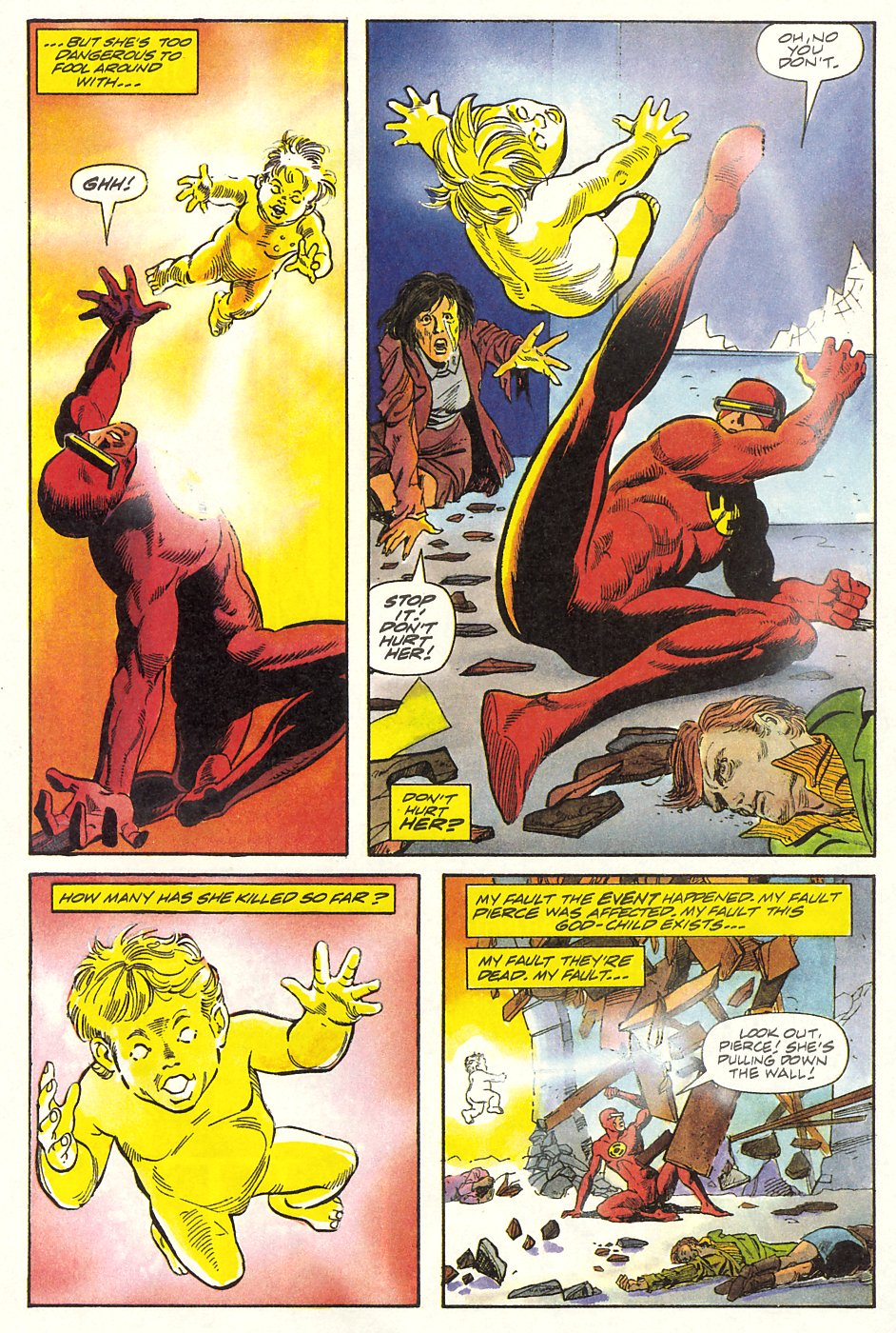 Read online Solar, Man of the Atom comic -  Issue #9 - 35