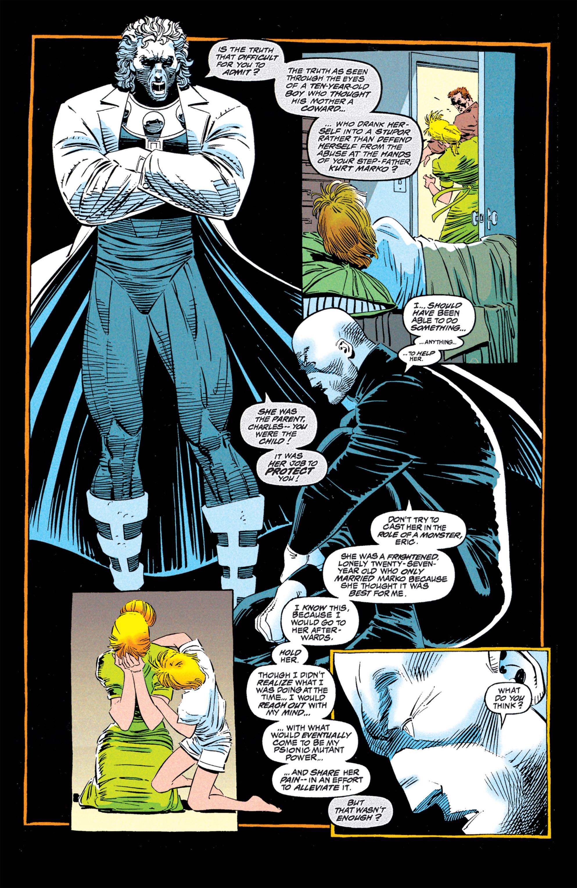 Read online Uncanny X-Men (1963) comic -  Issue #309 - 8