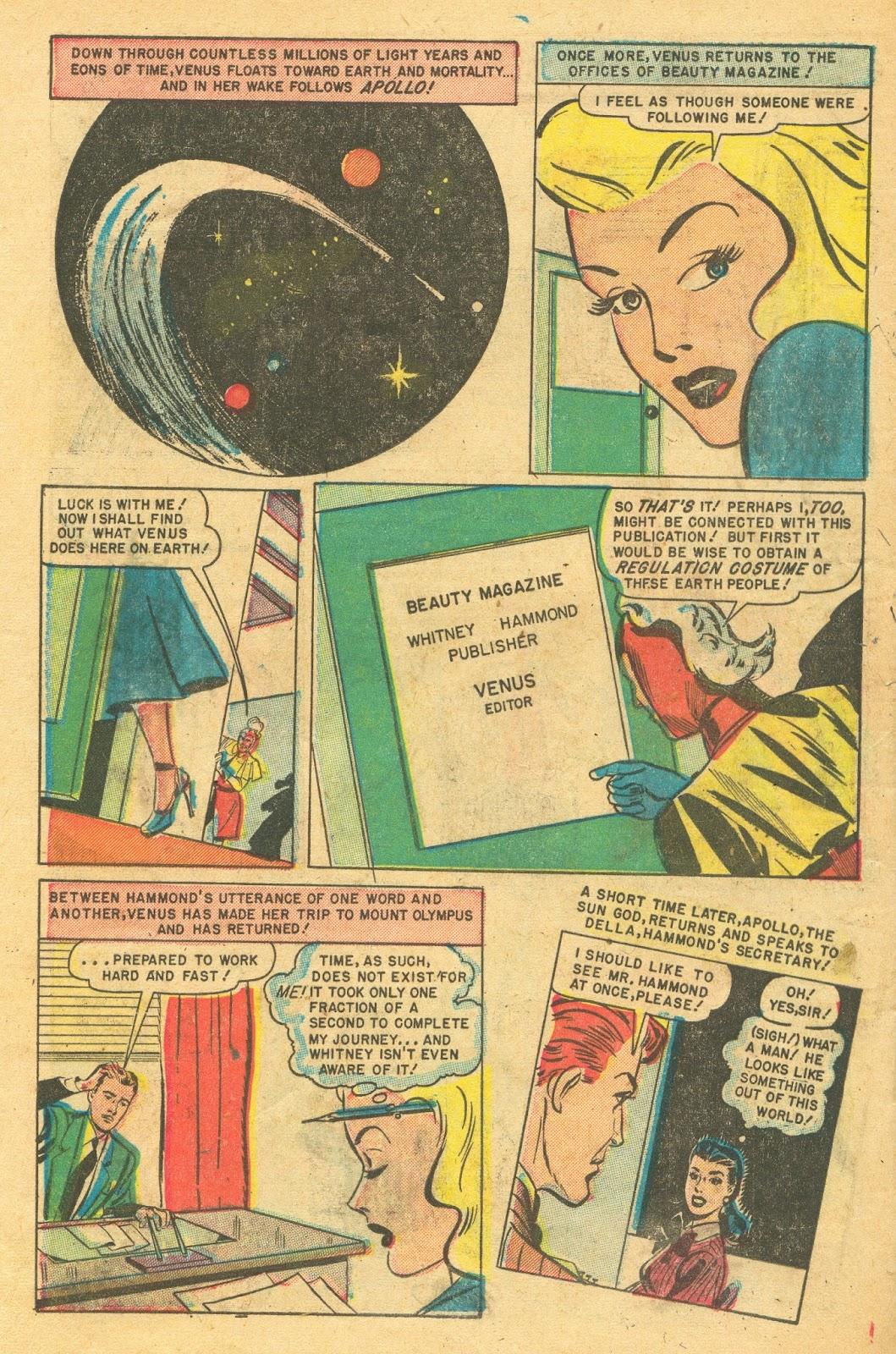 Venus (1948) issue 3 - Page 28