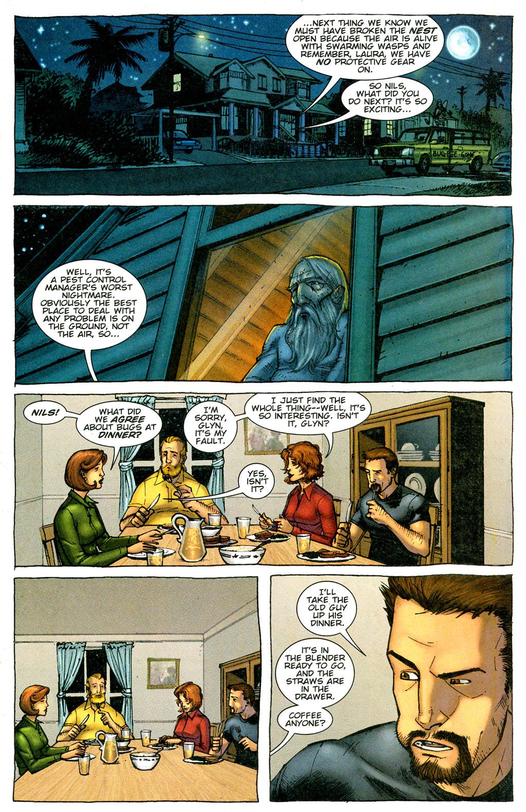 Read online The Exterminators comic -  Issue #3 - 19