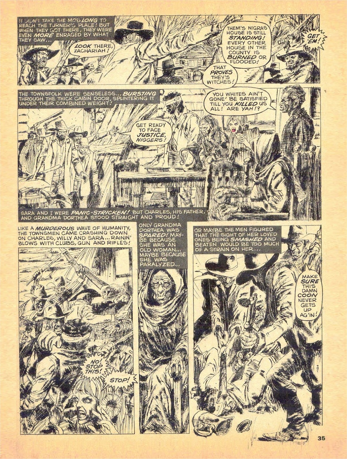 Creepy (1964) Issue #53 #53 - English 34