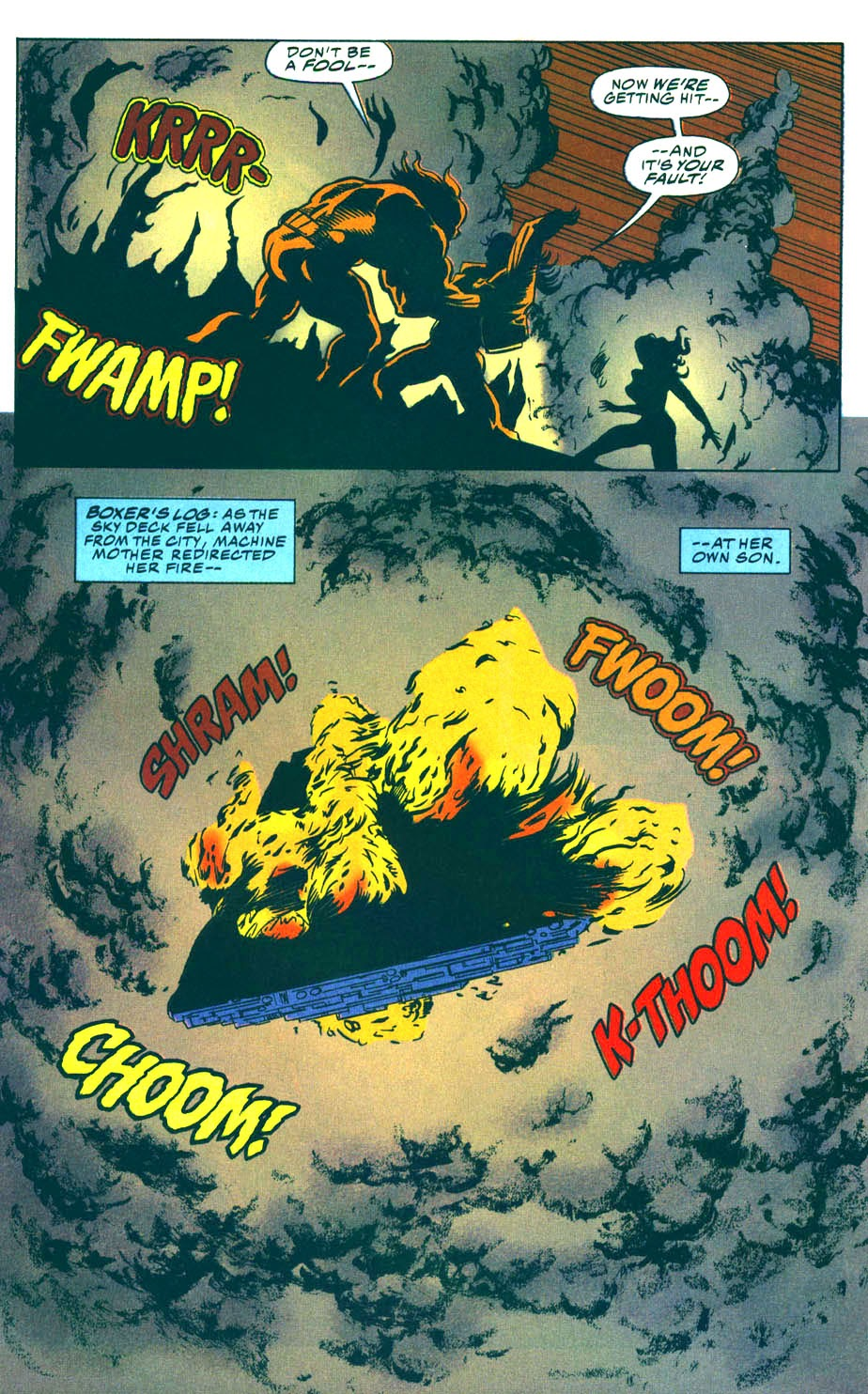 Read online Kamandi: At Earth's End comic -  Issue #5 - 18