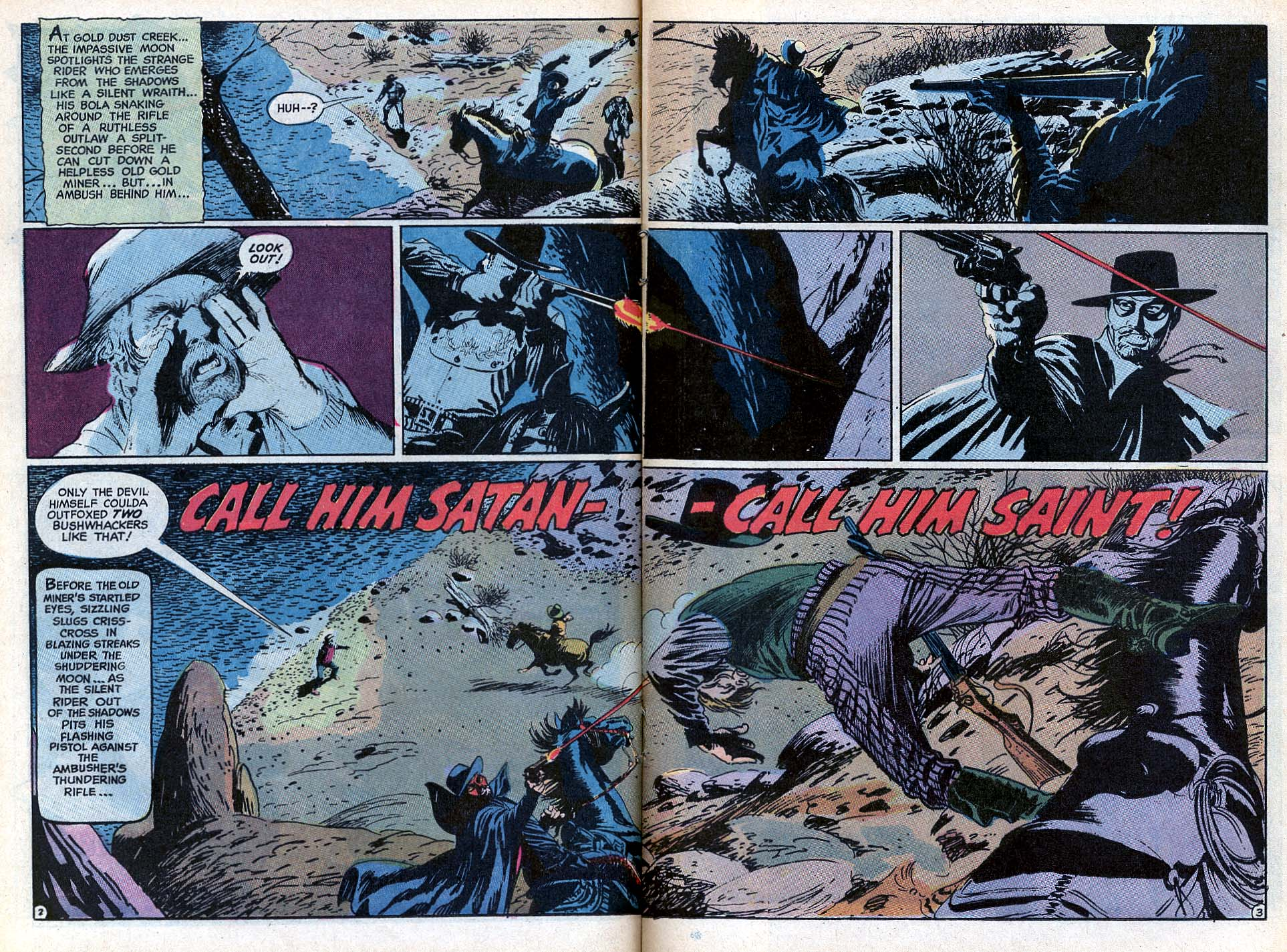 Read online All-Star Western (1970) comic -  Issue #3 - 13