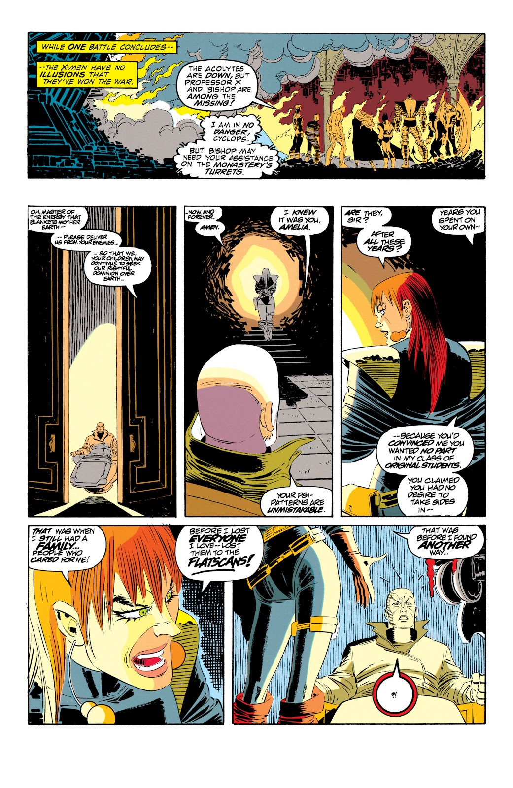 Uncanny X-Men (1963) issue 300 - Page 39